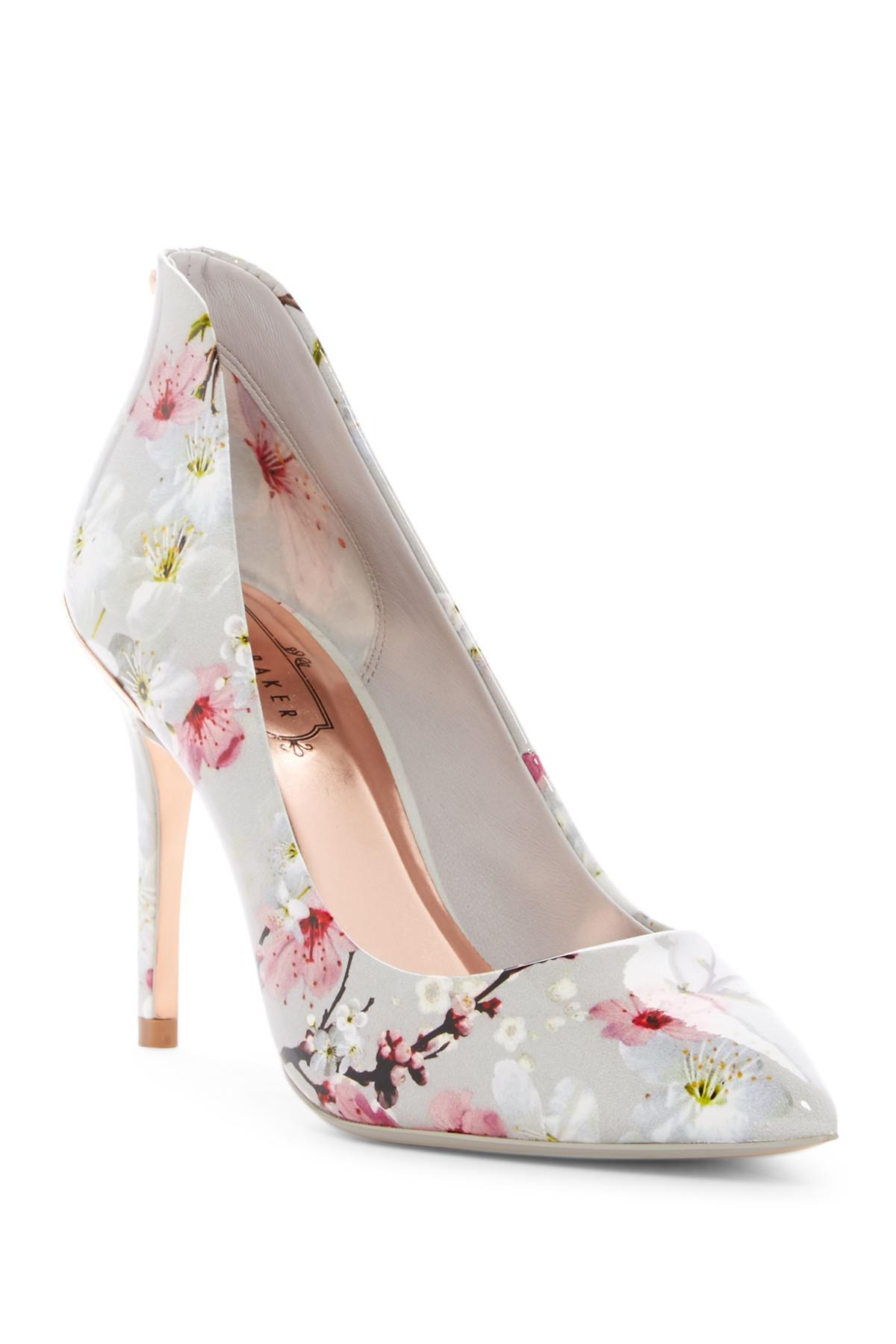 Ted Baker London Kaawp Floral Pump xHUHc