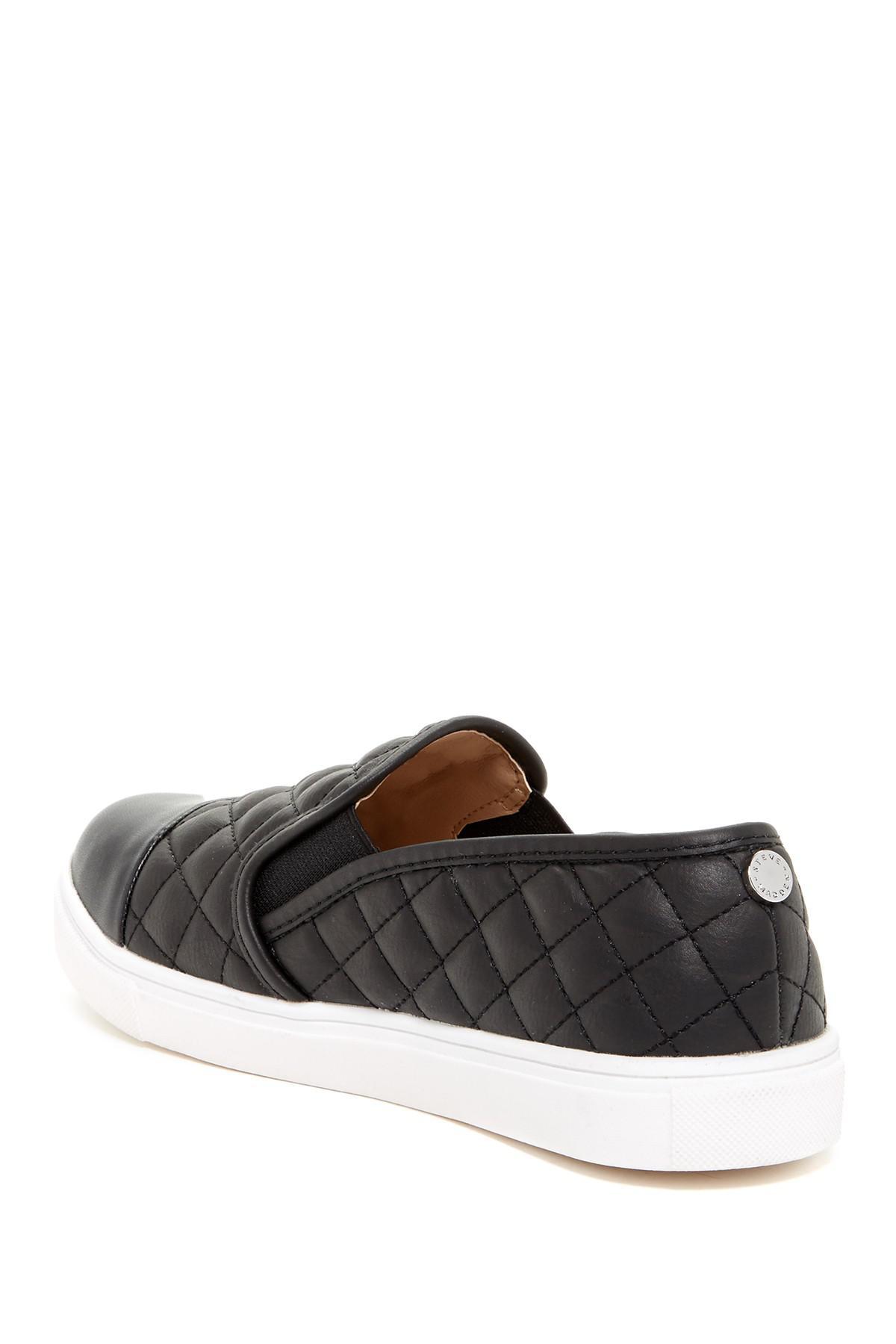 4a3eb81f209 Steve Madden - Black Zaander Slip-on Sneaker - Lyst. View fullscreen