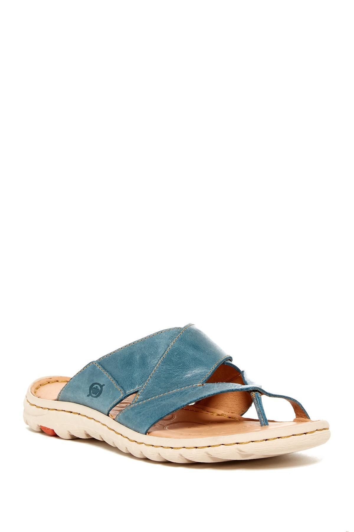 Lyst Born Sorja Sandal In Blue