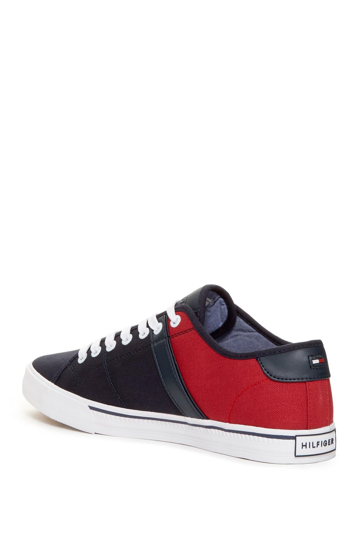 tommy hilfiger multicolor roamer sneaker for men lyst. Black Bedroom Furniture Sets. Home Design Ideas