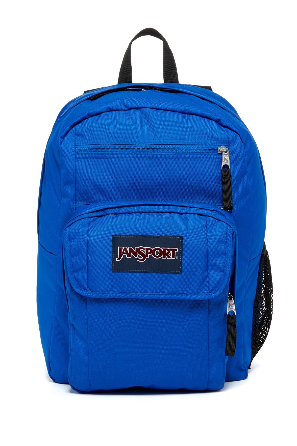 Jansport Digital Student Backpack In Blue Lyst