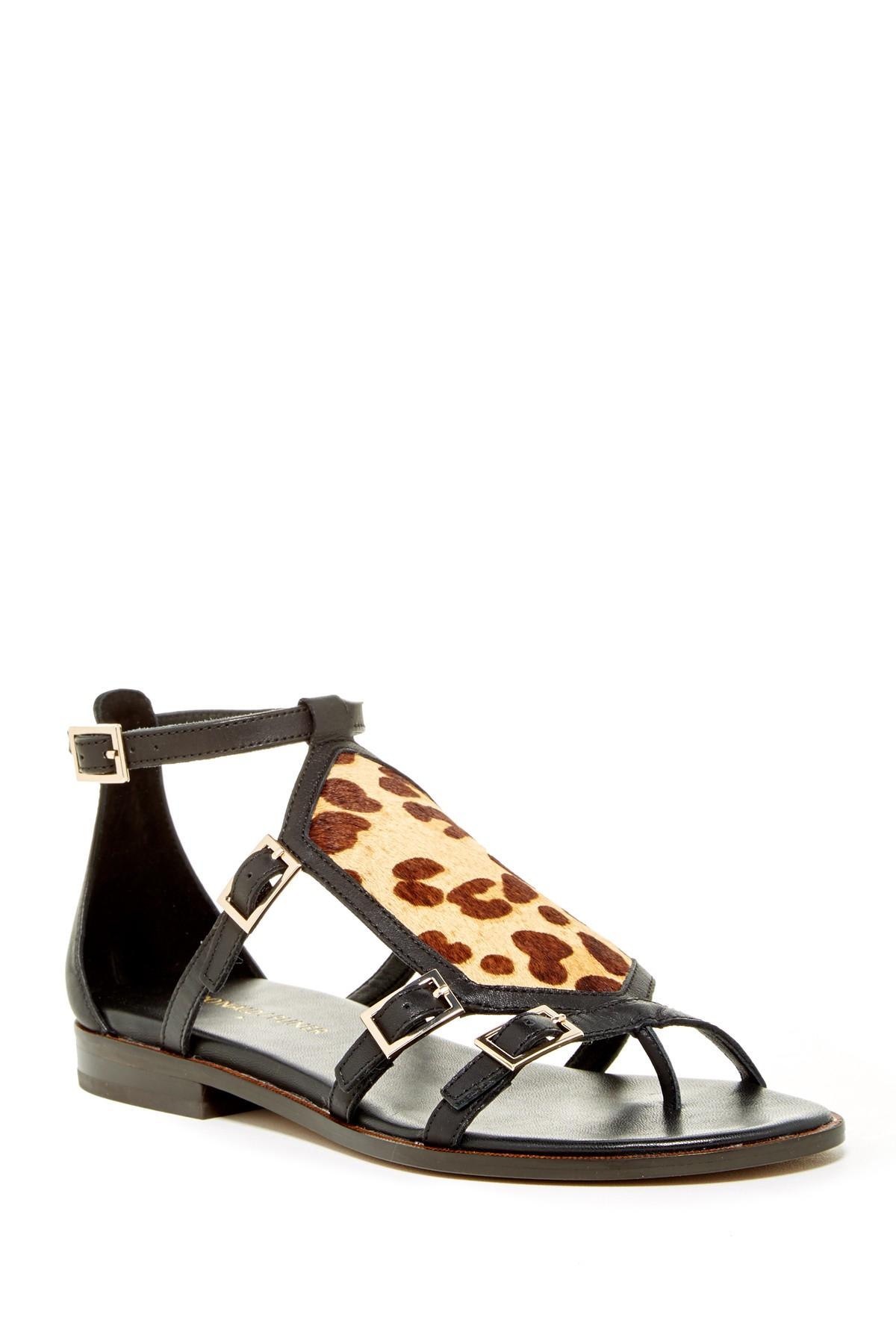 Triple buckle sandal flats shoejob 8
