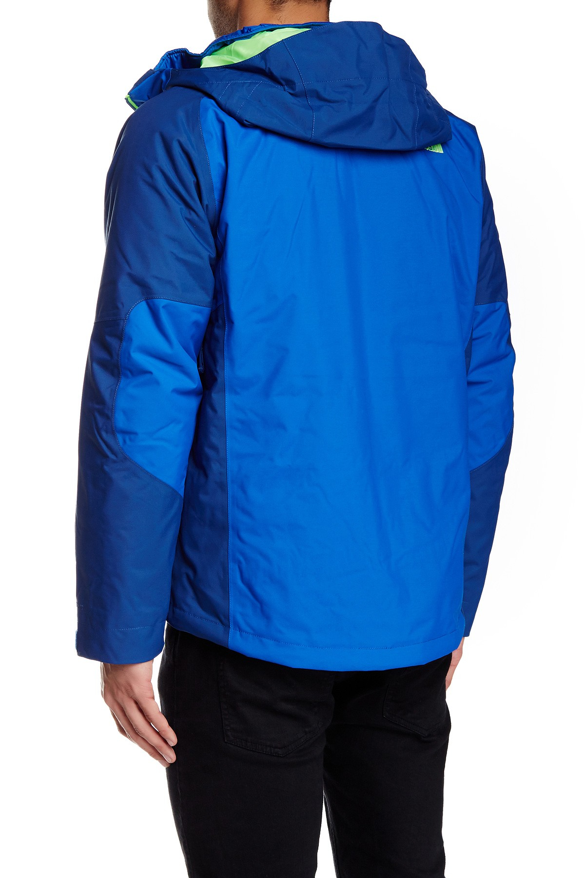 ... low price lyst the north face sumner triclimate jacket in blue for men  bf329 4ee33 7902701cf