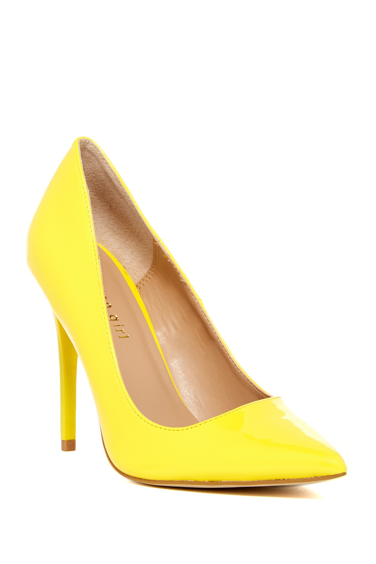 Gallery. Previously sold at: Nordstrom Rack · Women's Yellow Heels