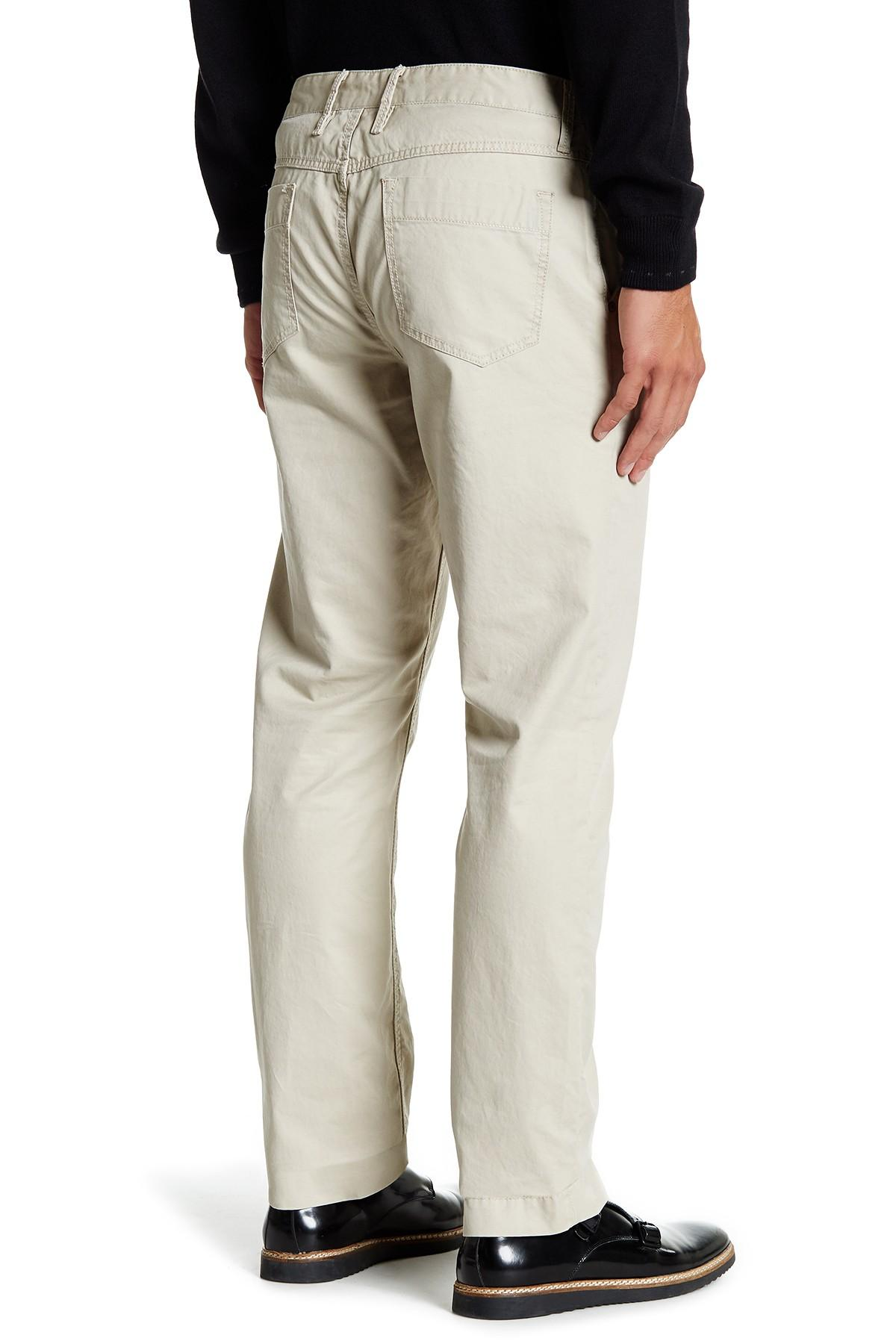 Lyst Robert Graham Jeano Classic Fit Pant For Men
