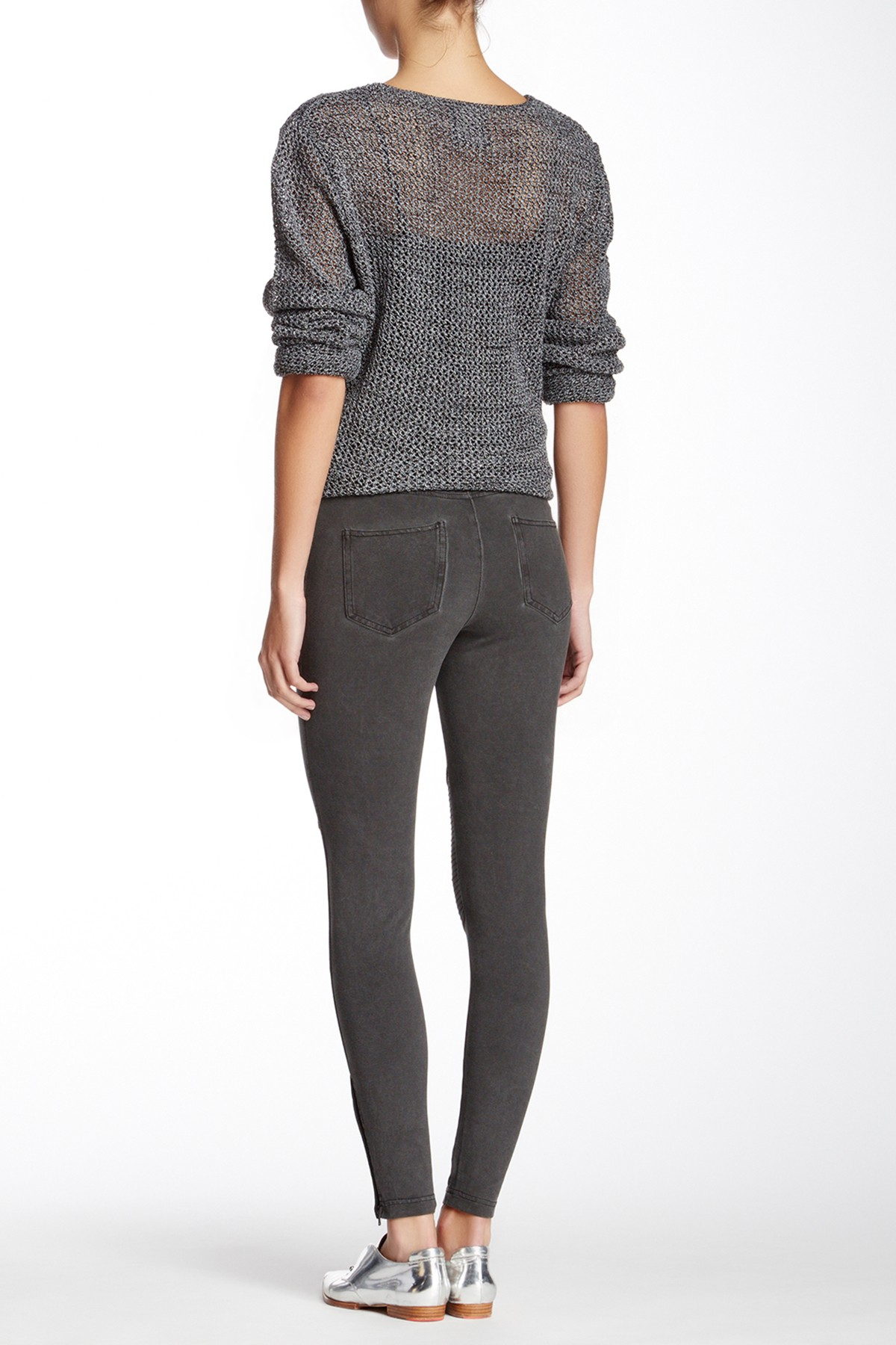 Excellent REISS Jeans Jagger Skinny In Jacquard For Women