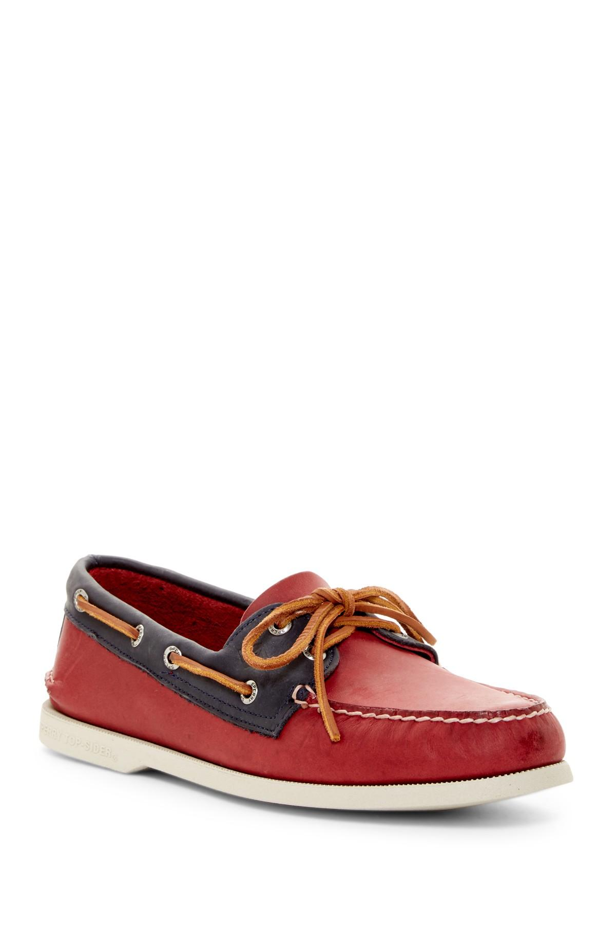 Men S Authentic Original Sarape Boat Shoe Canada