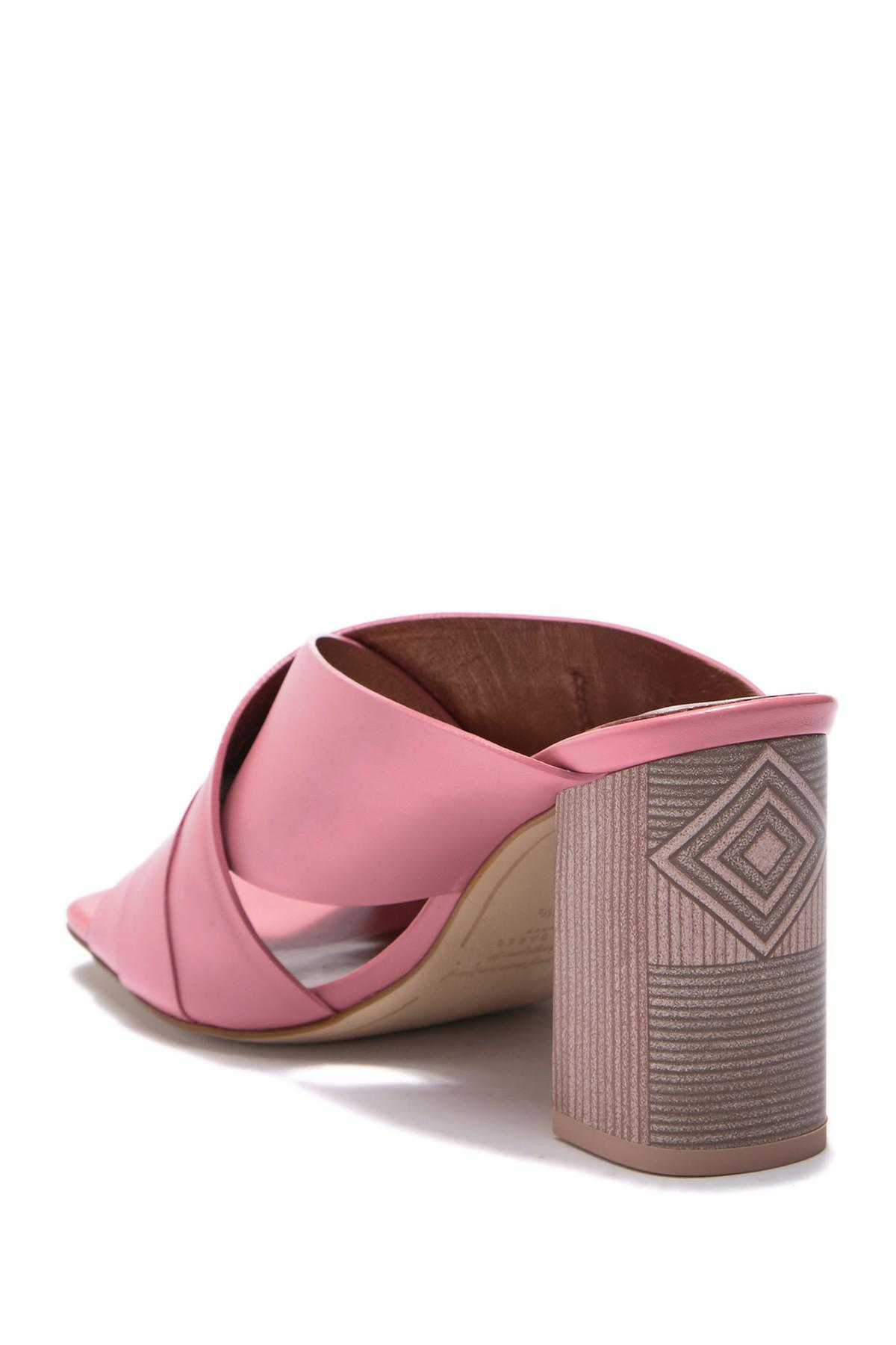 Ted Baker London Maladas Leather Mule Sandal hj2LkHW