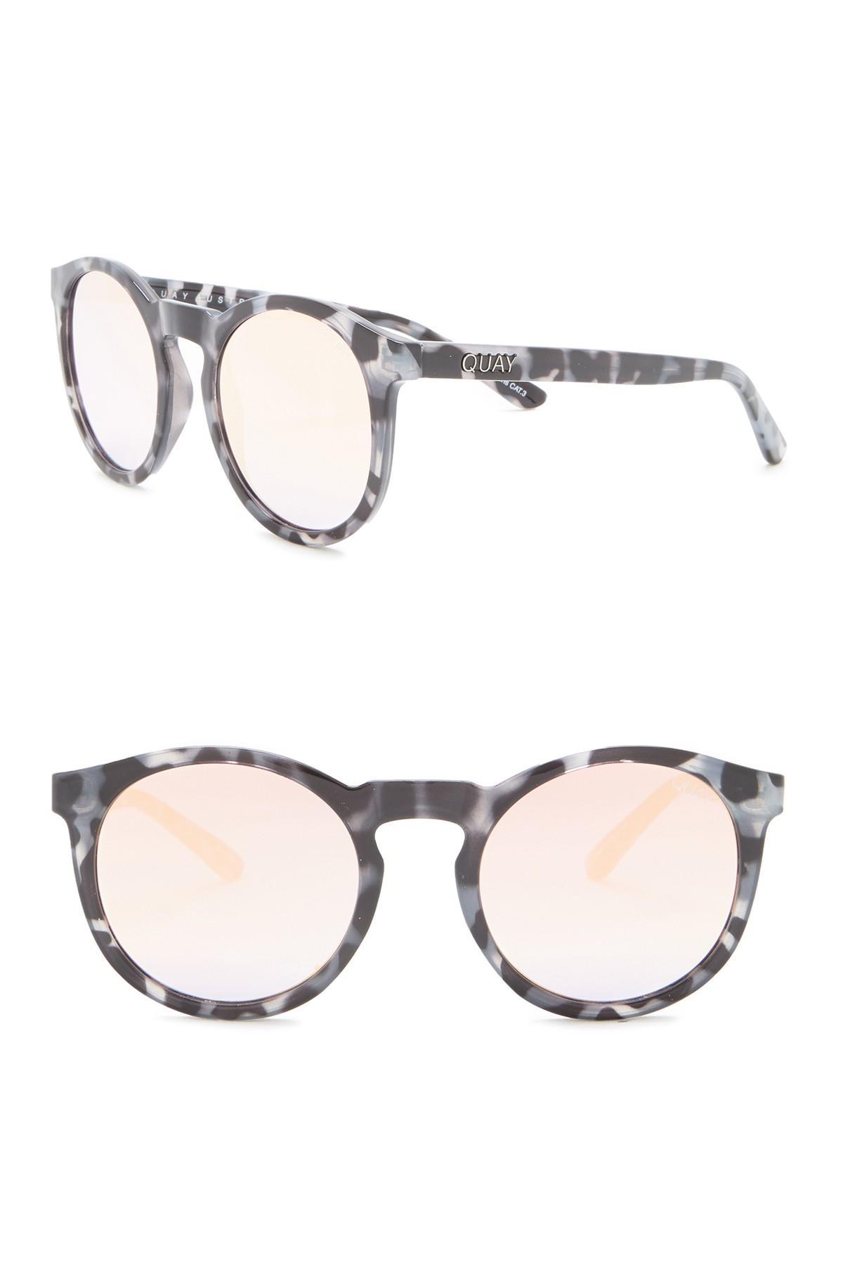 d746716f41 Quay - Multicolor Kosha Comeback 50mm Sunglasses - Lyst. View fullscreen