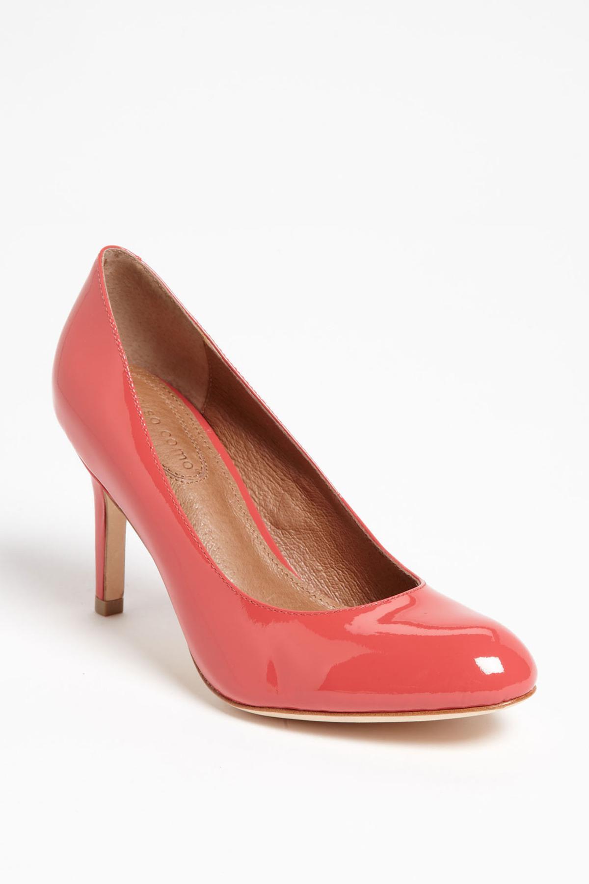 1c2b4d55245 Lyst - Corso Como Del Pump in Pink