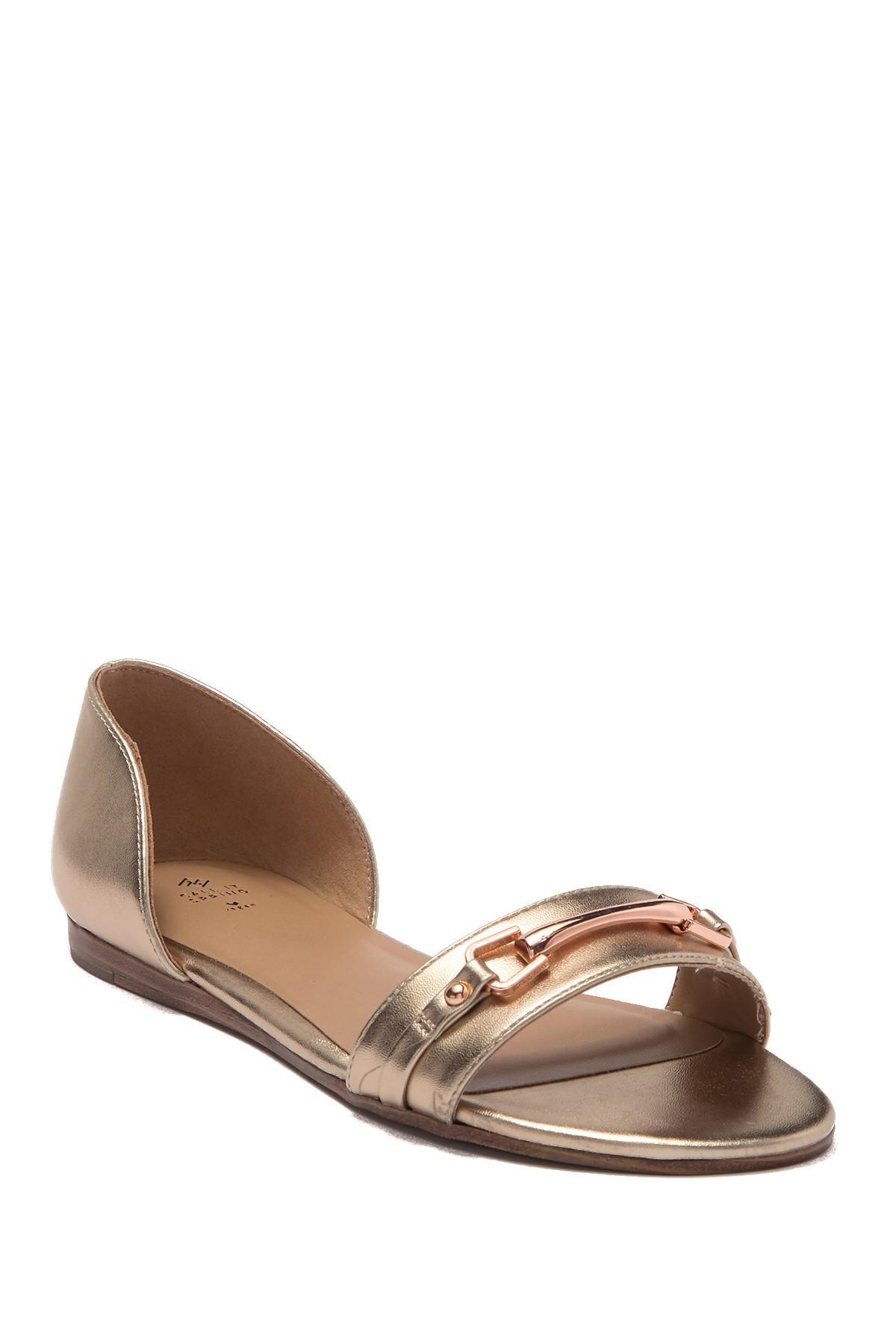 ad0761cfb41a Lyst - Call It Spring Ilova Metal Bit Sandal