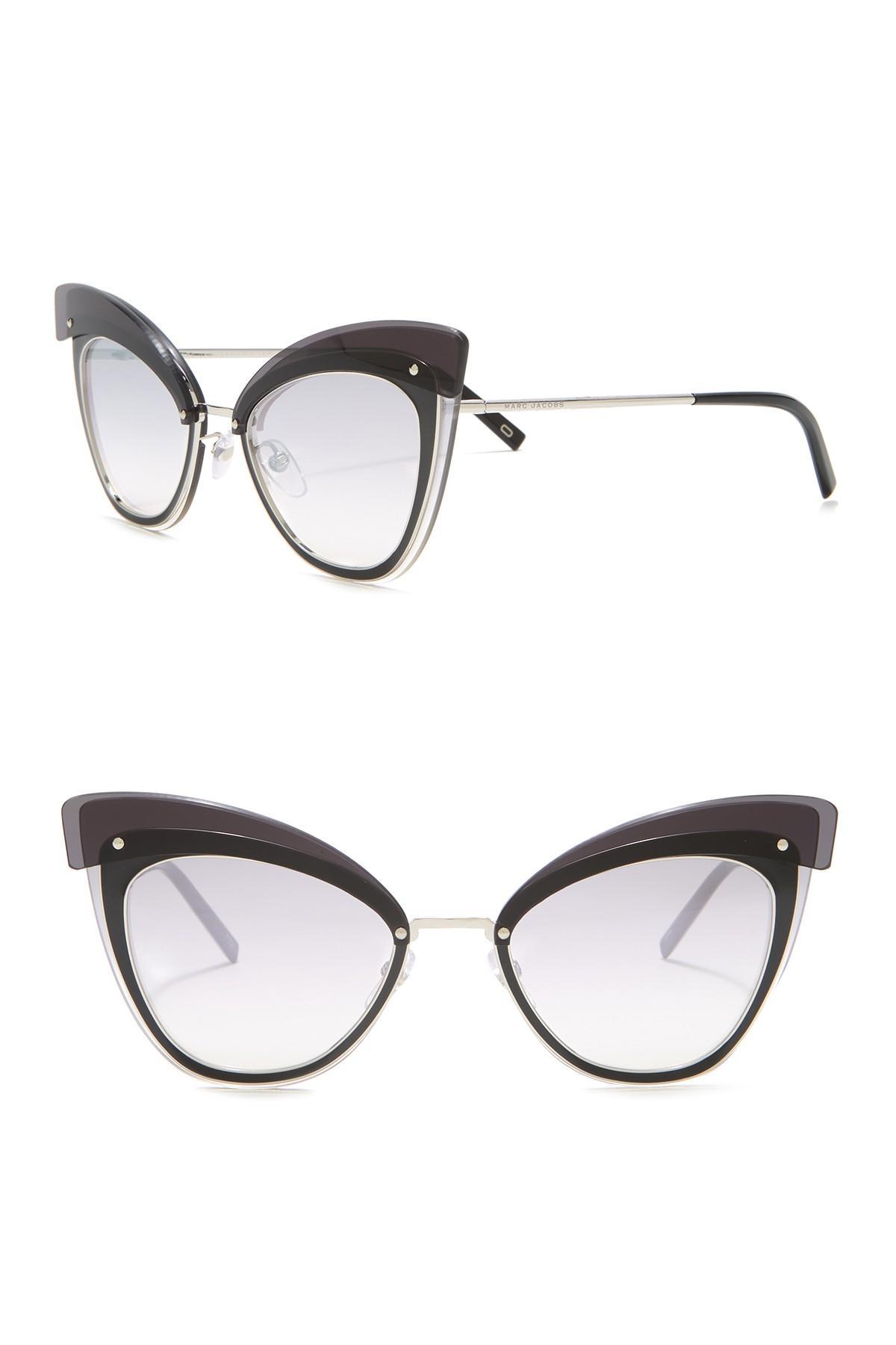 39cc52e15078f Marc Jacobs. Women s 64mm Cat Eye Sunglasses