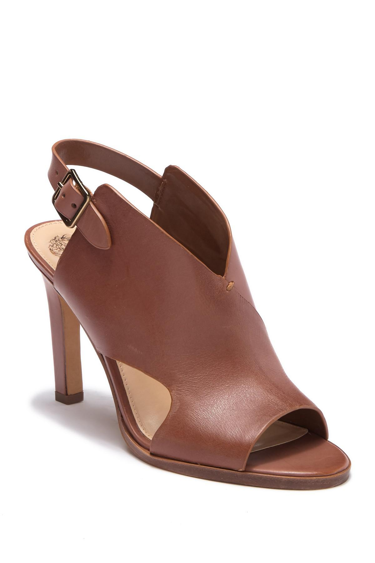 b33c7d6776a7 Lyst - Vince Camuto Norral Sandal in Brown - Save 22%