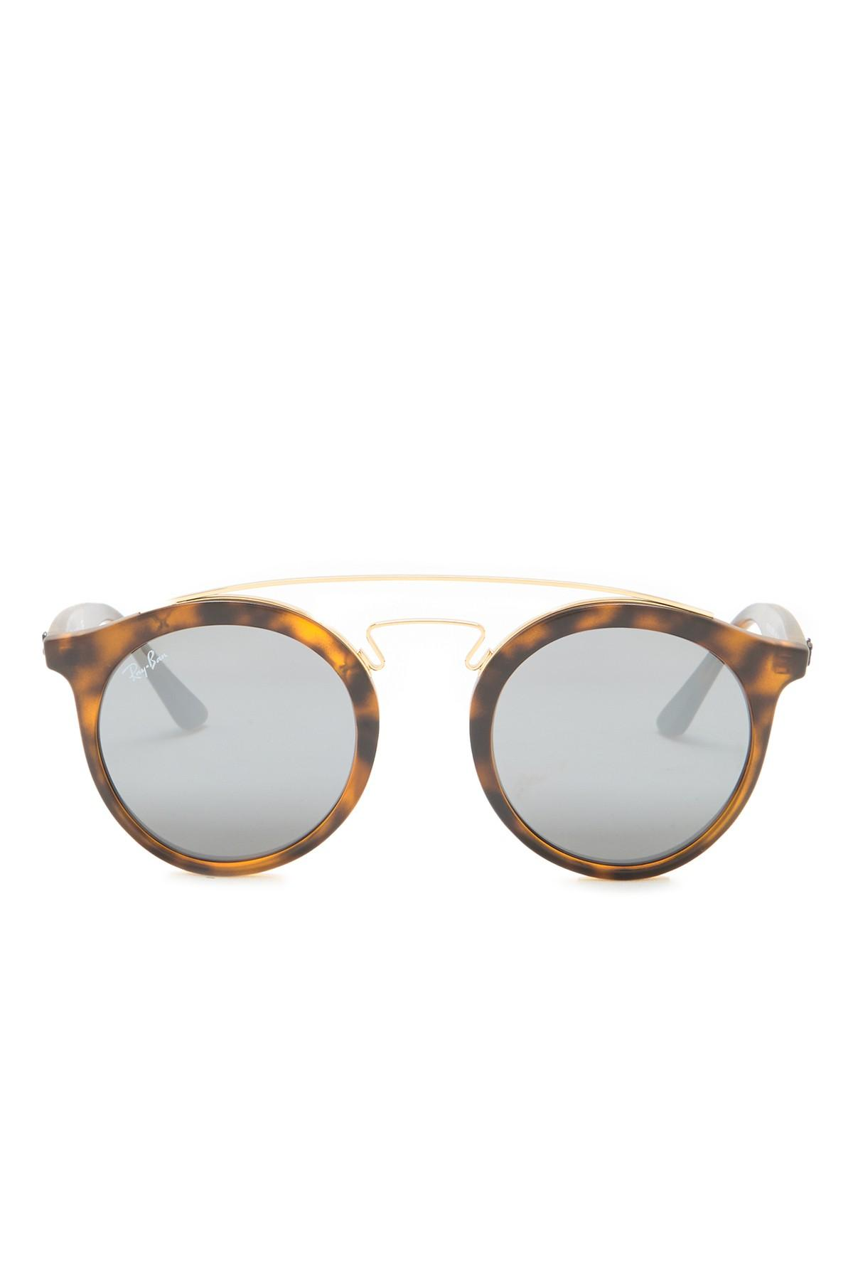 138b6014d2 Lyst - Ray-Ban 46mm Phantos Sunglasses