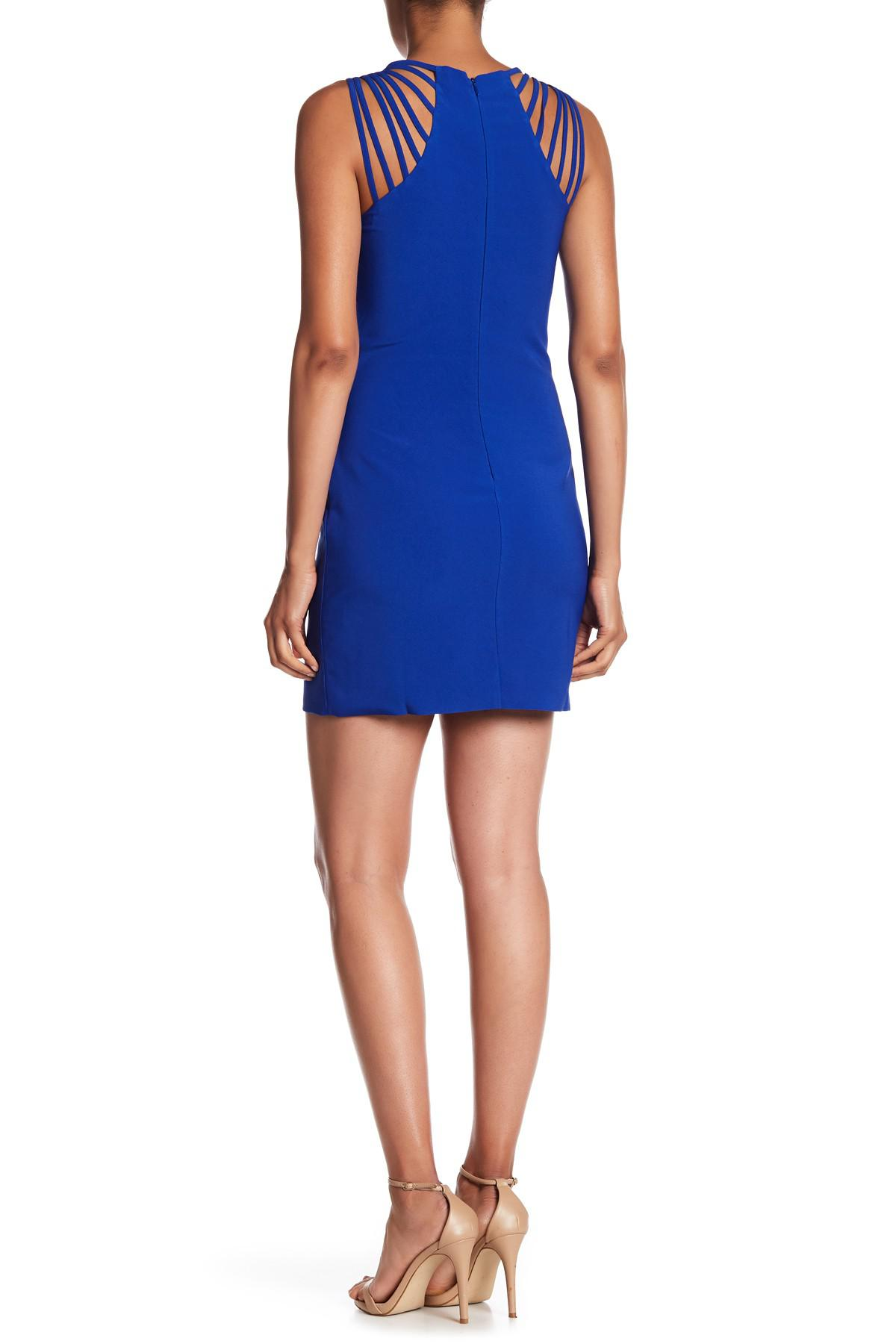 9d857ae2 Gallery. Previously sold at: Nordstrom Rack · Women's Blue Dresses Women's  Sheath ...