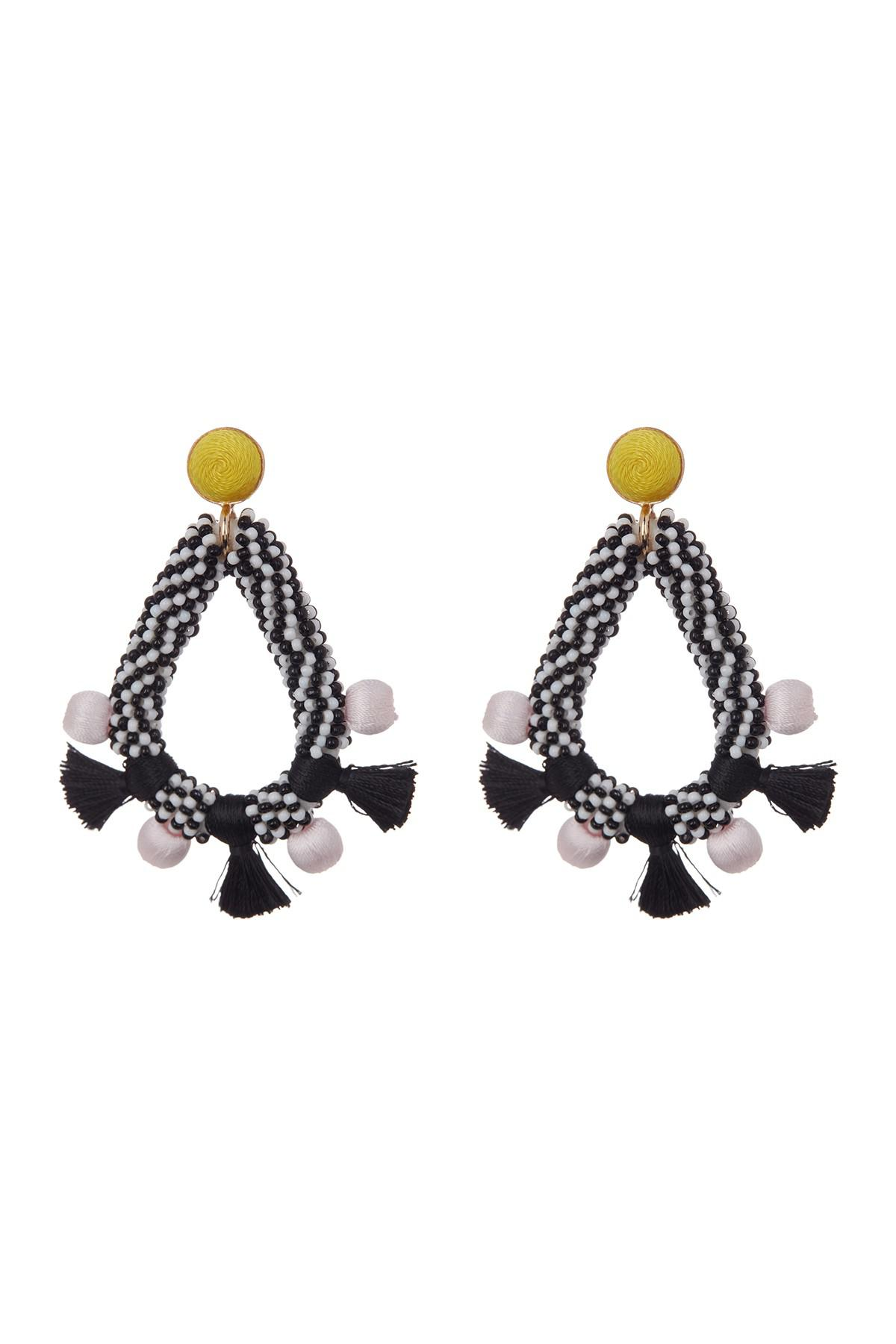 toosis Coral Reefs Silver Earrings Q80LBe7QLS