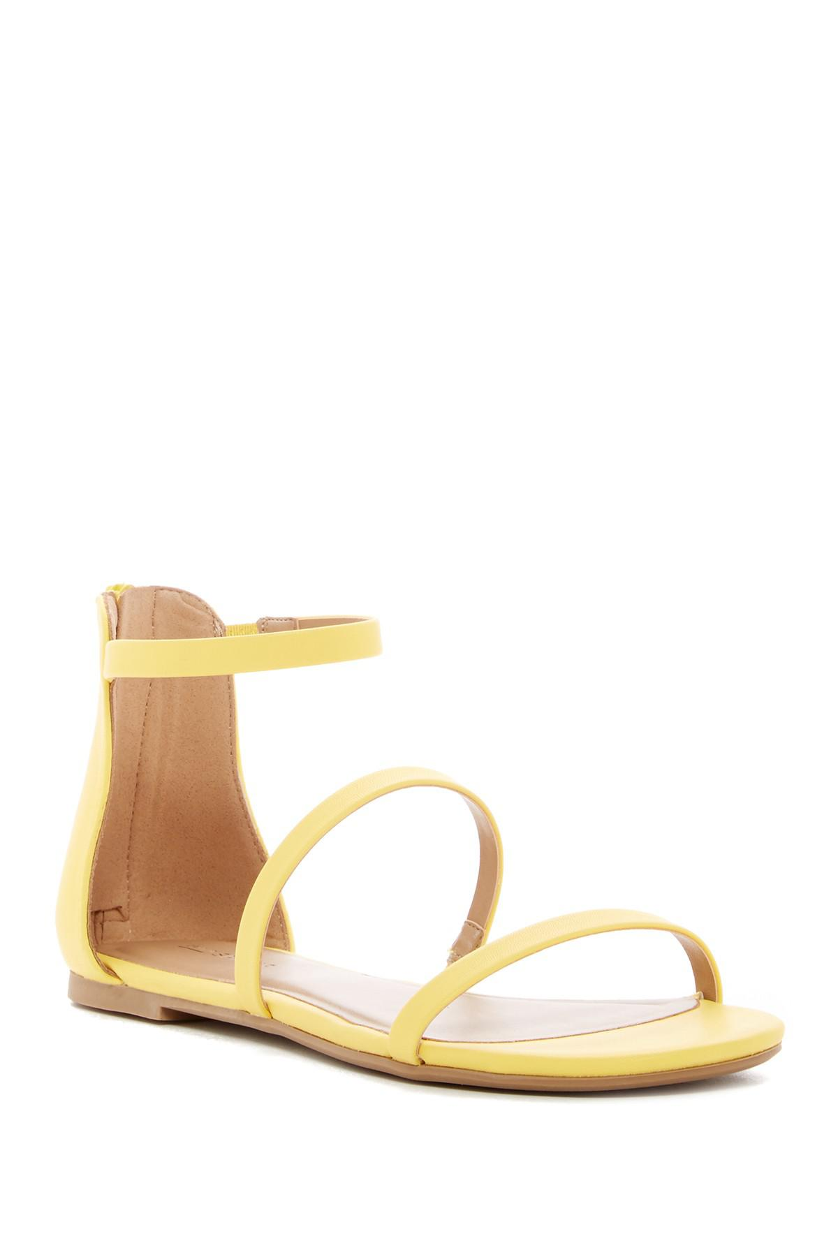discount new styles choice cheap price Call It Spring Call It Spring Keahi Sandals Yellow cheap pick a best cheap low shipping sale pay with paypal 46uf8l