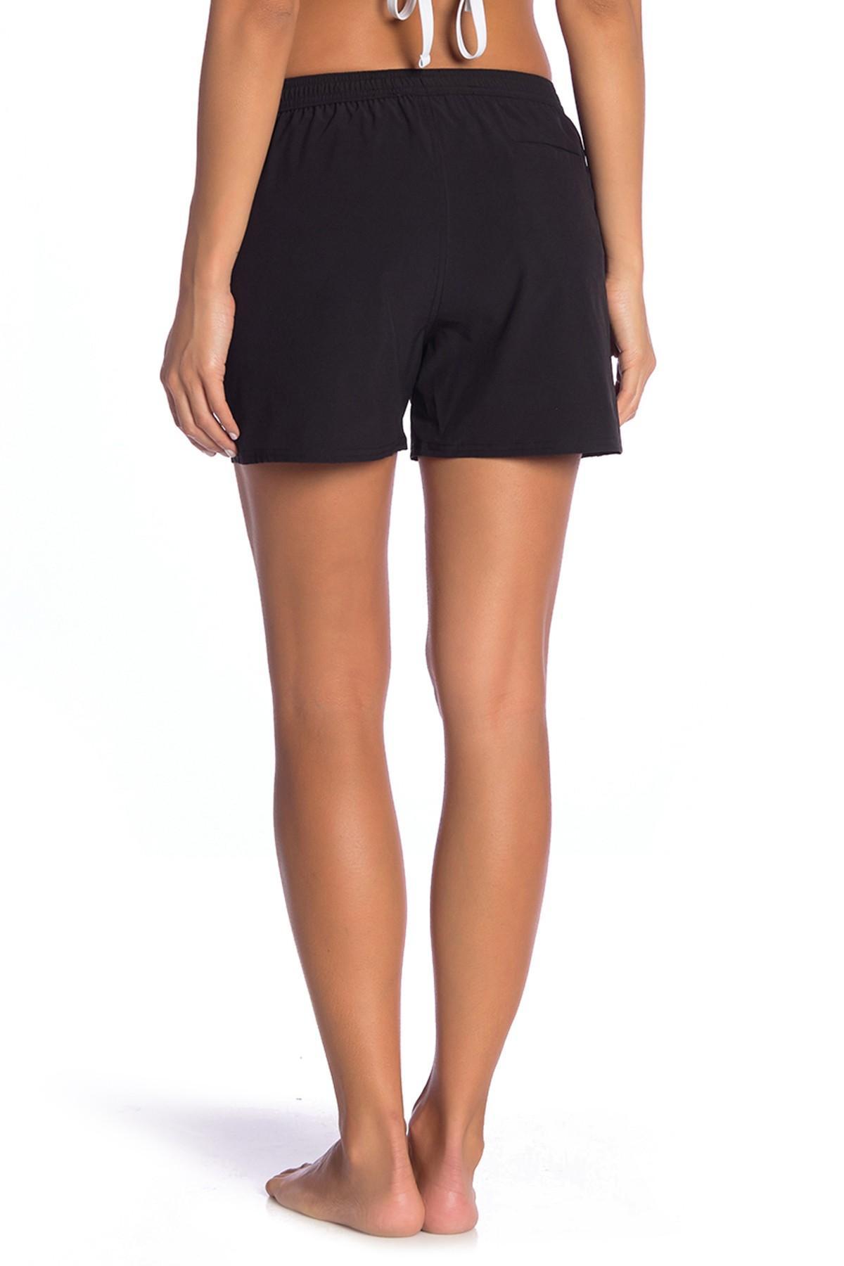 6f775cbd03b11 Adidas - Black Woven Swim Shorts - Lyst. View fullscreen