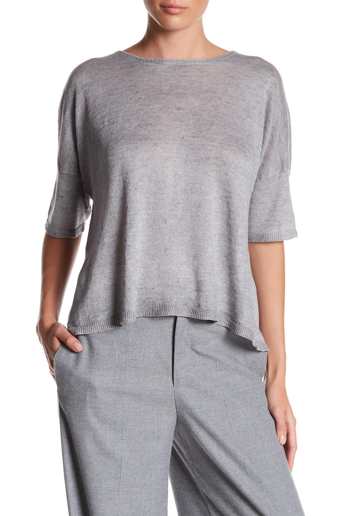 hi nordstrom top jersey on and shipping bateau rack fisher lo eileen pin by free