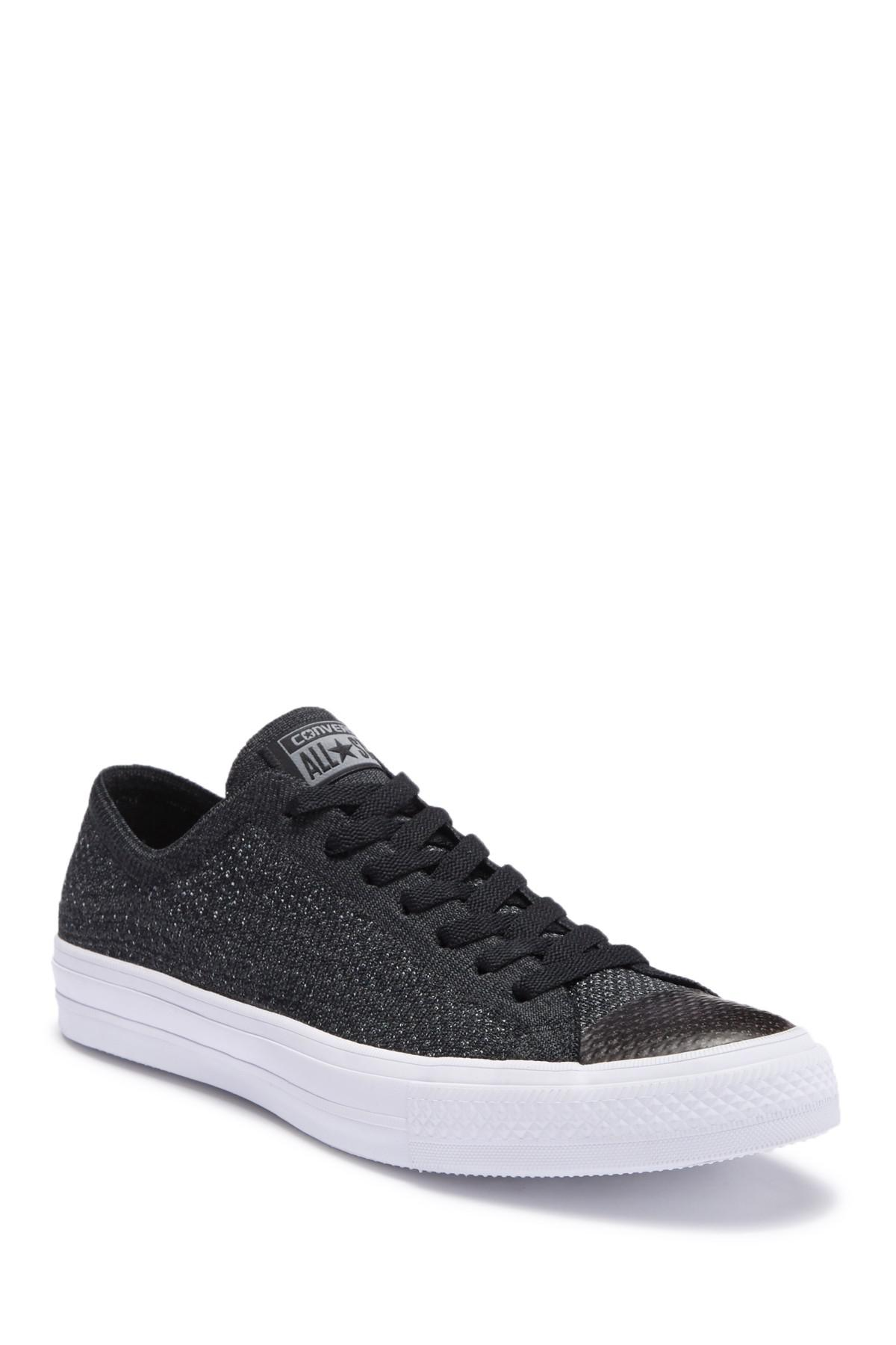 15adba9e58ee Lyst - Converse All Star Flyknit Sneaker in Black for Men