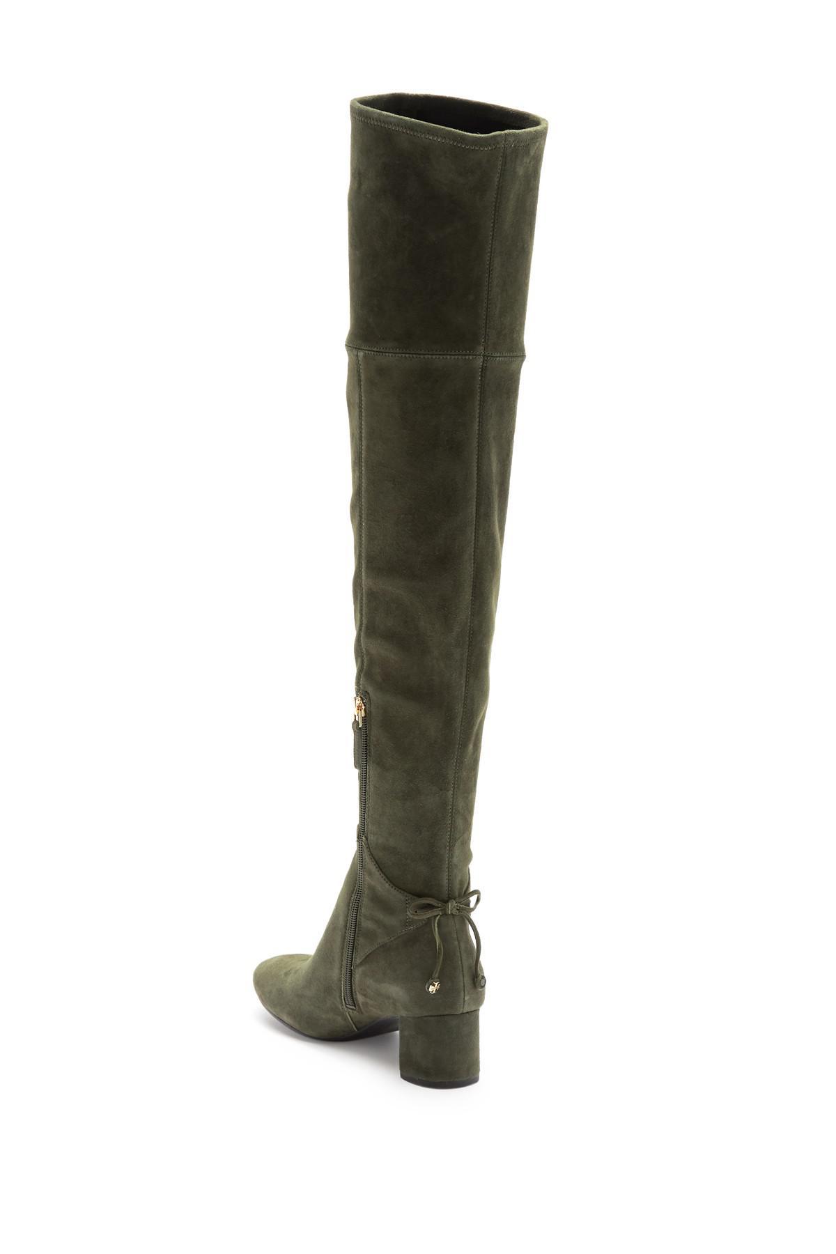 e2dde3fa59dec3 Tory Burch - Multicolor Laila Over The Knee Boot - Lyst. View fullscreen
