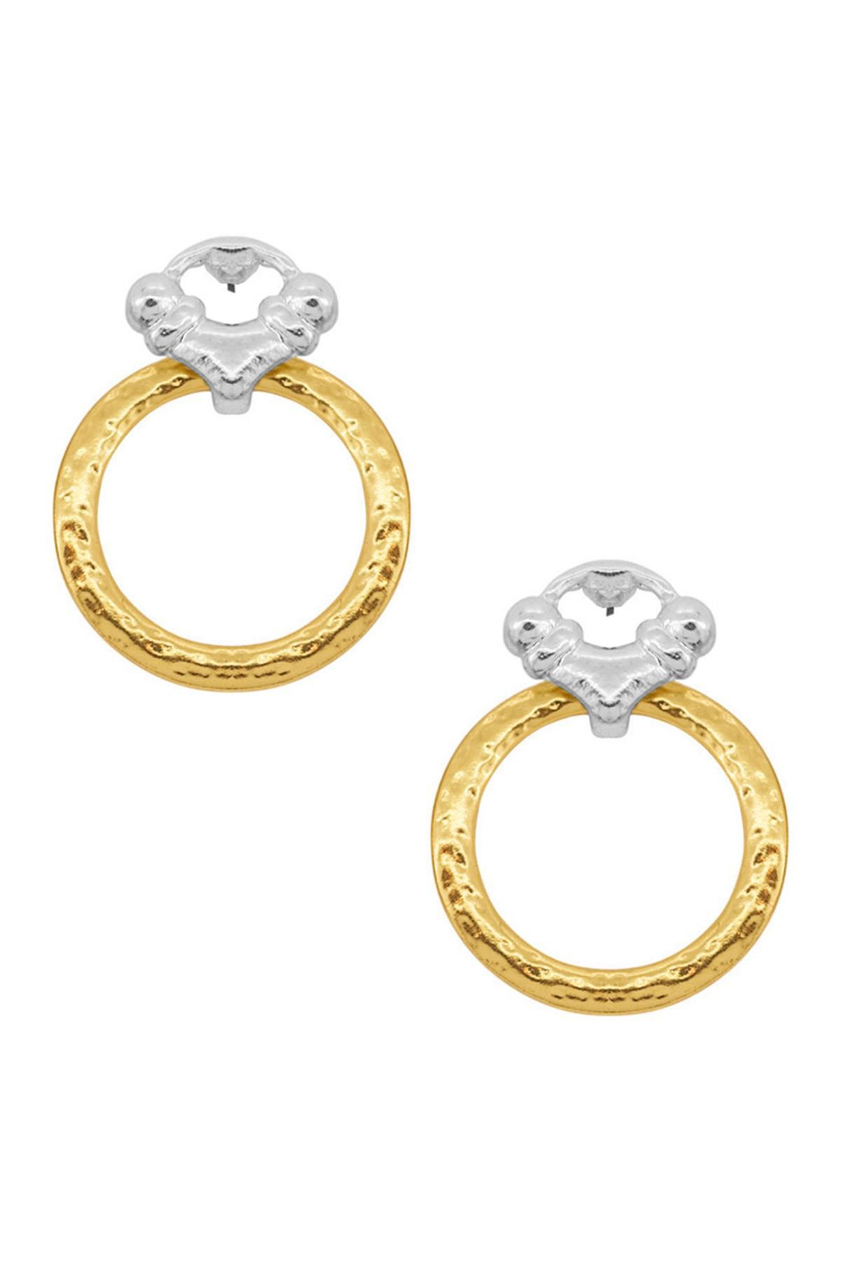 foto Womens Karine Sultan Drop Earrings