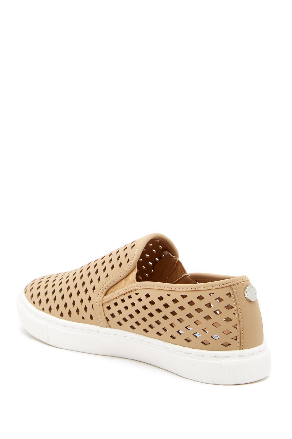 17214e522c3 Steve Madden - Natural Zeena Slip-on Sneaker - Lyst. View fullscreen