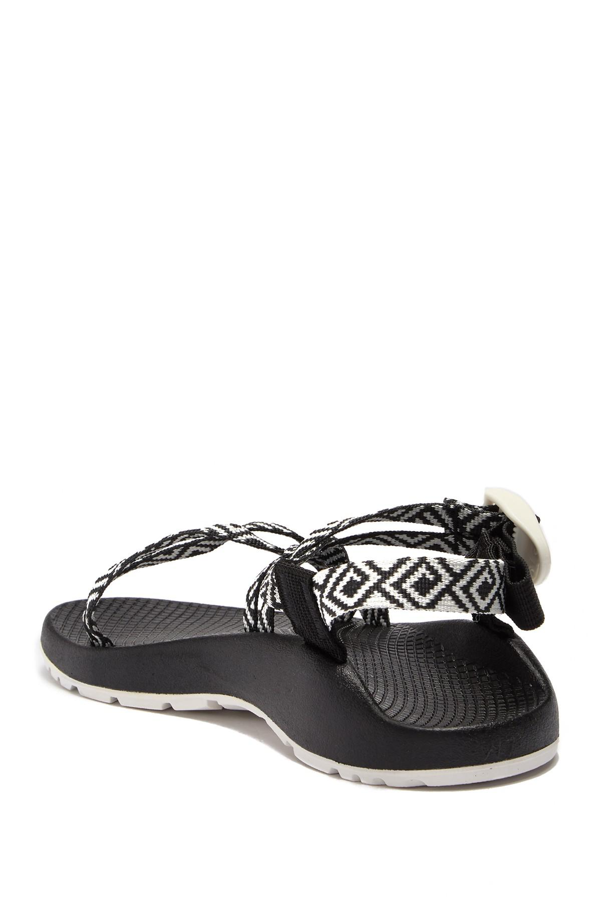 85f106eabc0 Lyst - Chaco Zx 1 Classic Sandal in Black - Save 38.46153846153846%
