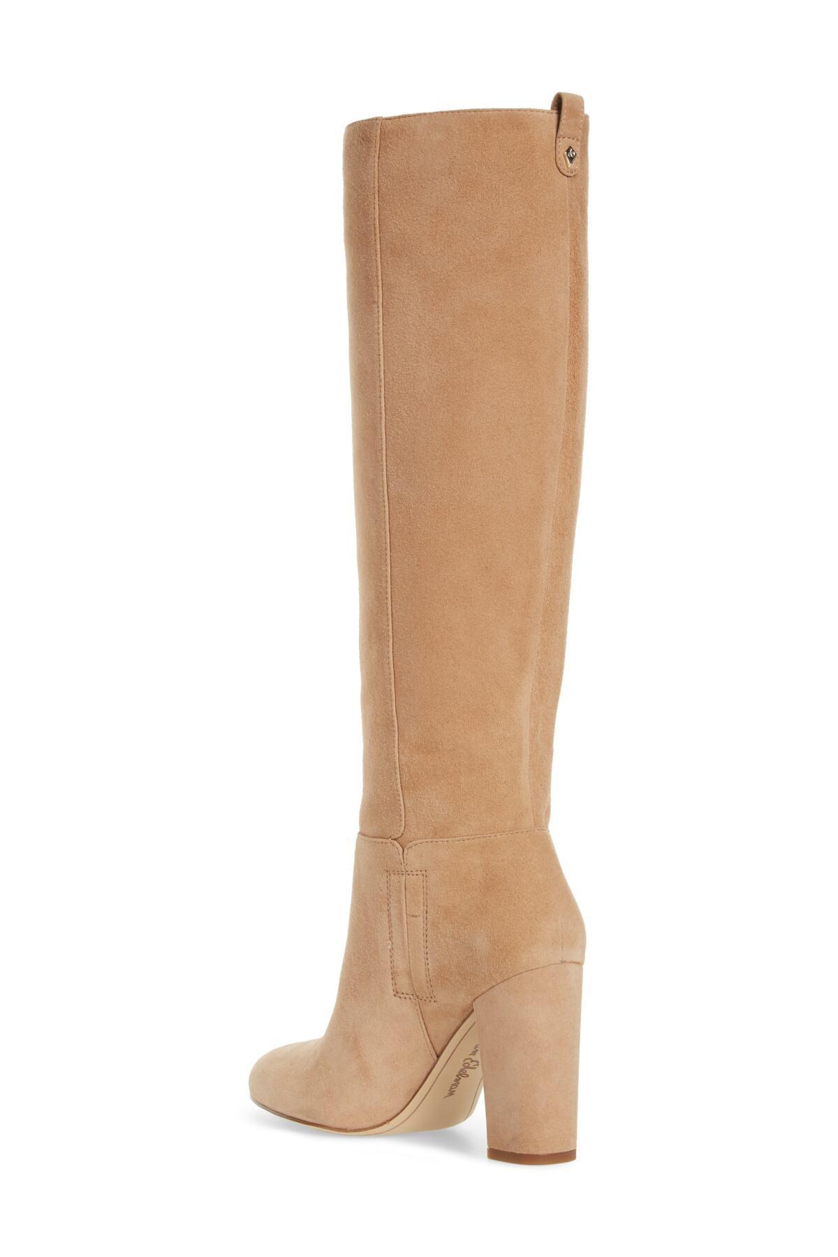 f3f6a1fd9ee Sam Edelman - Brown Caprice Knee-high Boot (women) - Lyst. View fullscreen