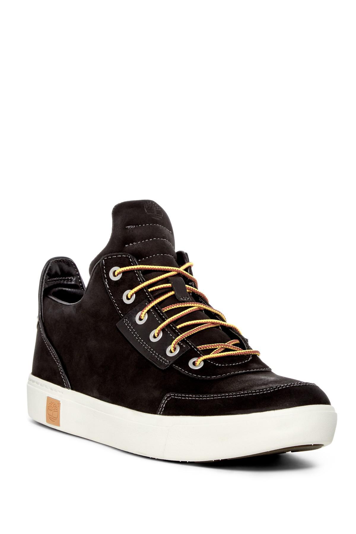 Timberland Amherst Nubuck High Top Chukka Sneaker ktHfwWJ