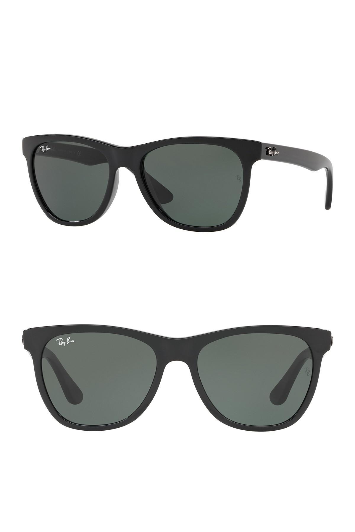 3c659d6df3 Ray-Ban 54mm Wayfarer Sunglasses in Black for Men - Lyst