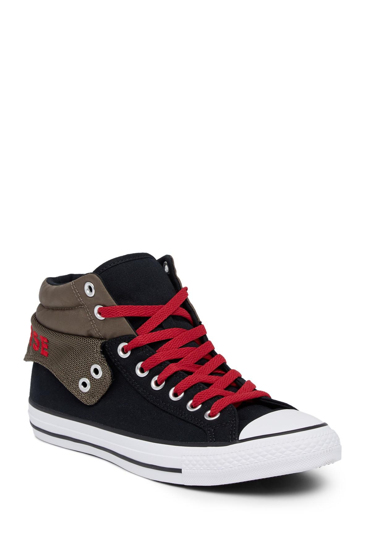24b1bed0207 Lyst - Converse Chuck Taylor Pc2 Mid Sneaker in Black for Men