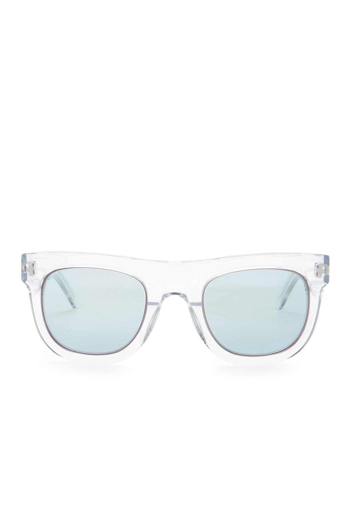 1113bf514d Lyst - Westward Leaning Pharaoh Oversized Sunglases