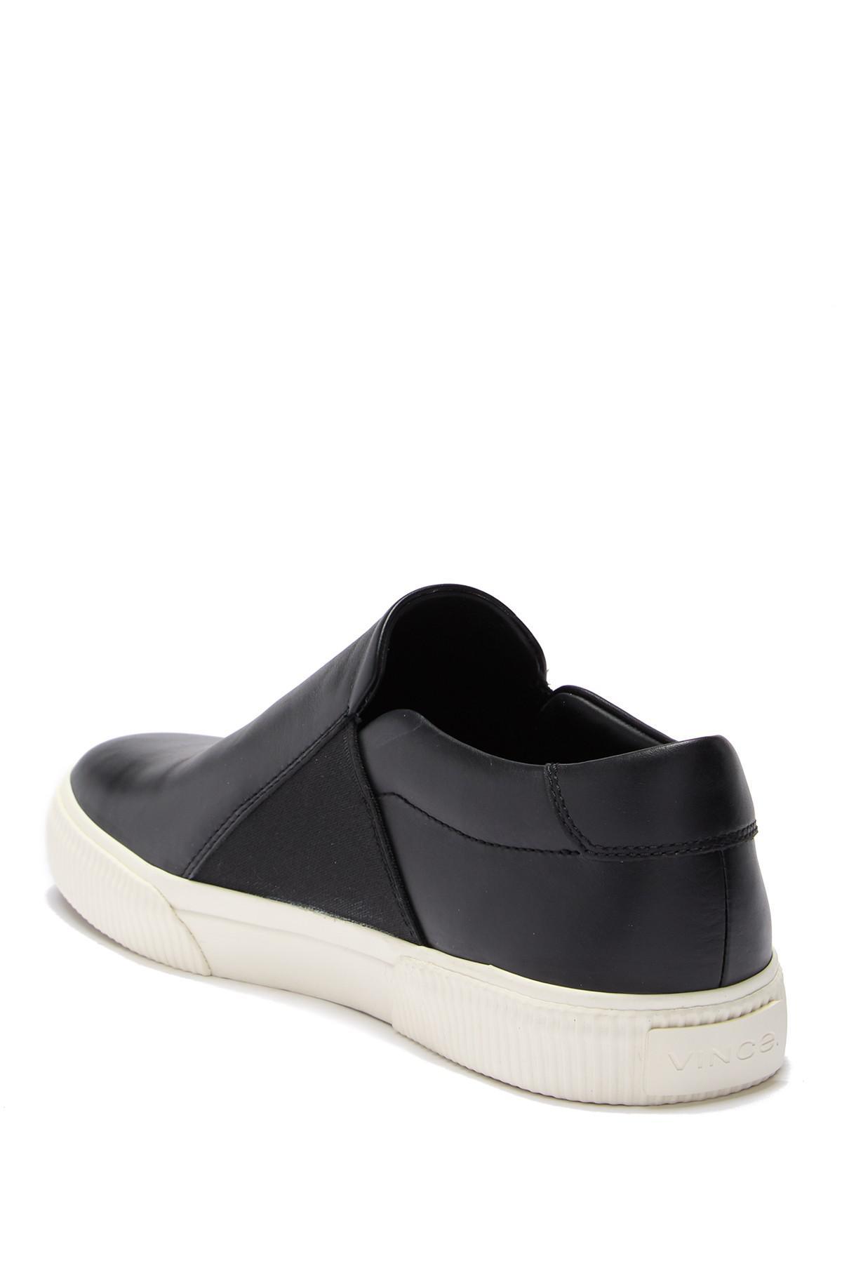 83c42e6fa831 Lyst - Vince Knox Sneaker (women) in Black