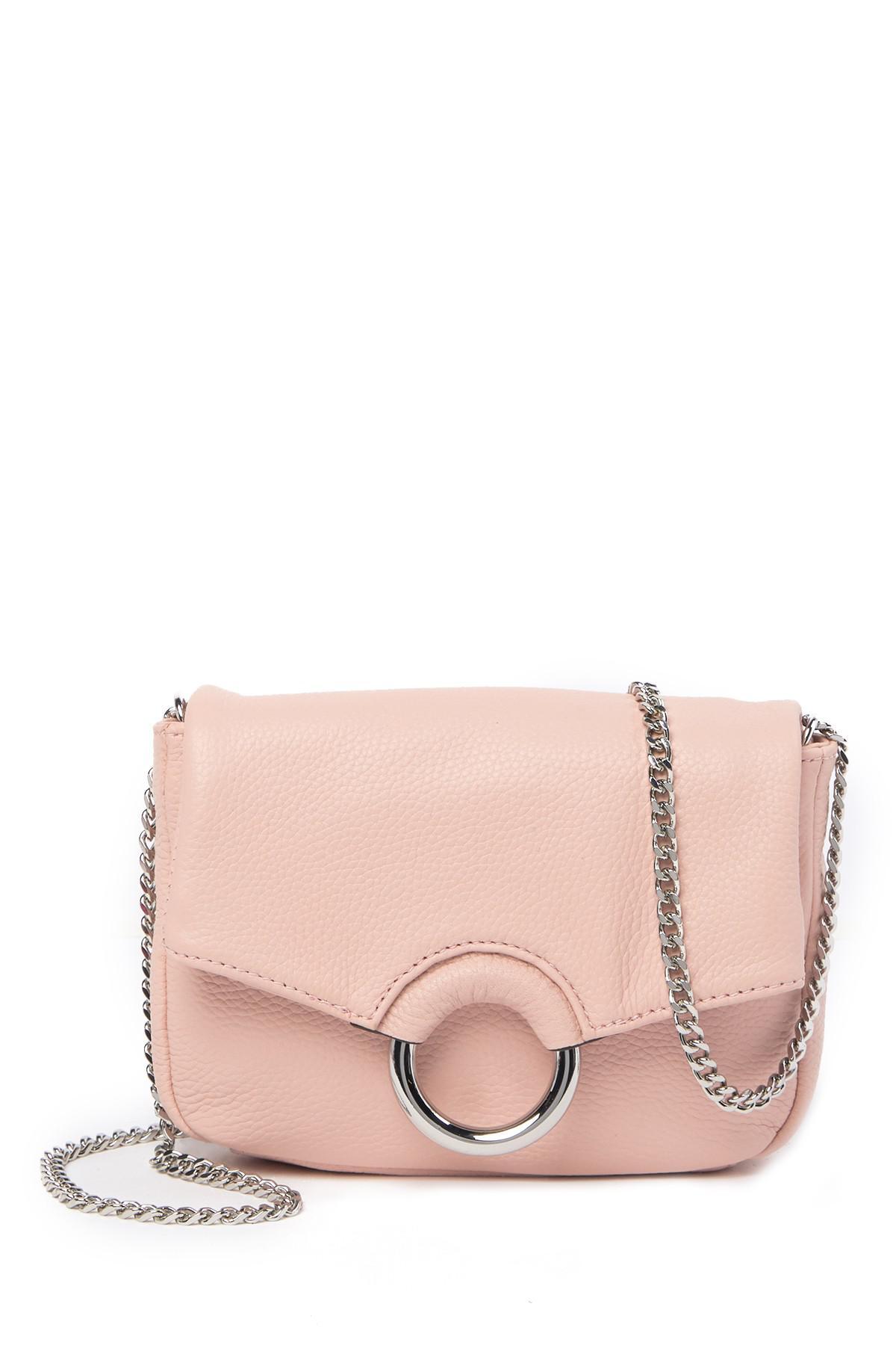 3cadfbaa77c1 Vince Camuto. Women s Adina Small Leather Crossbody Bag