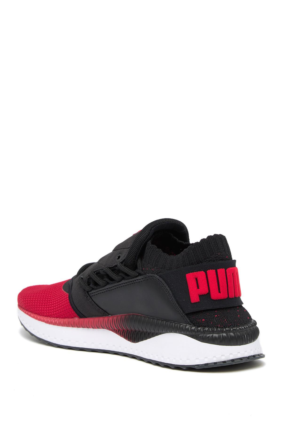 PUMA - Black Tsugi Shinsei Nido Athletic Leather Sneaker for Men - Lyst.  View fullscreen da819a5ab