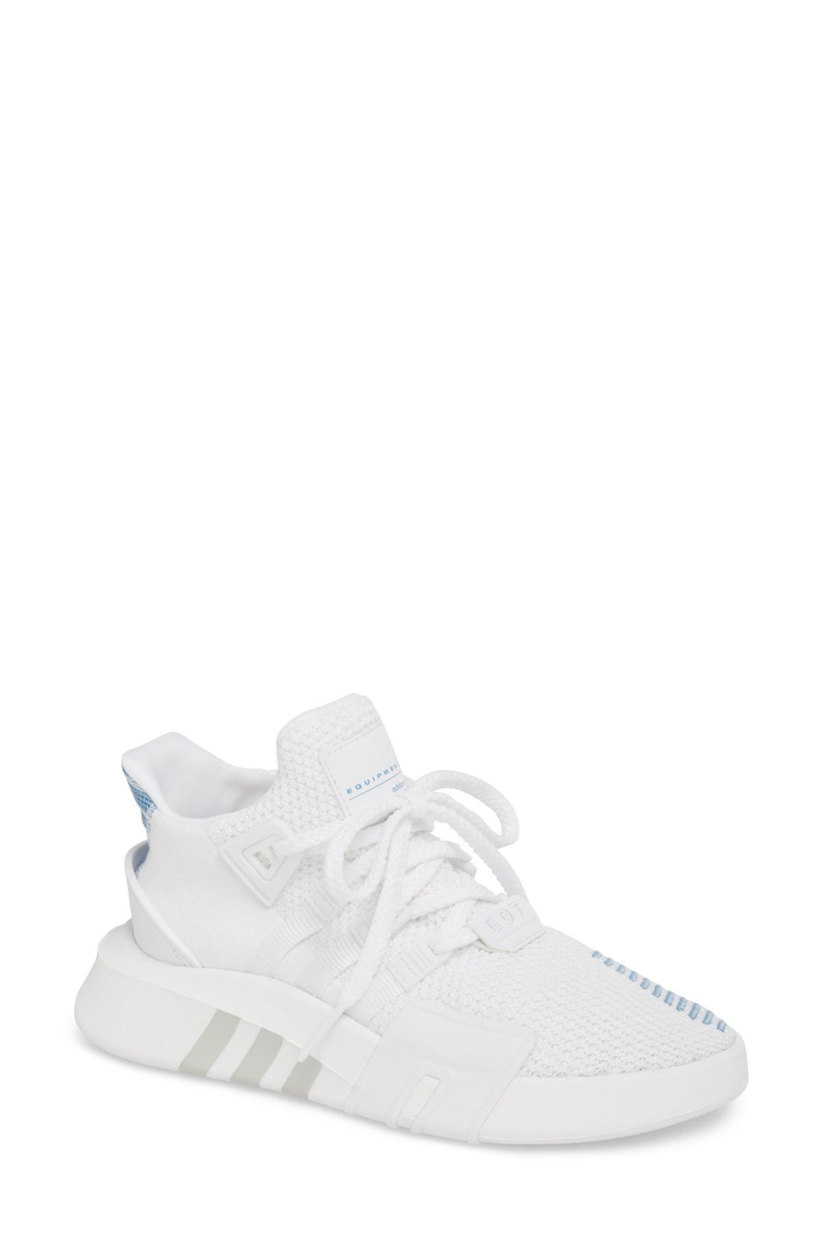 new product 84f93 9590e adidas. White Eqt Basketball Adv Sneaker (women)