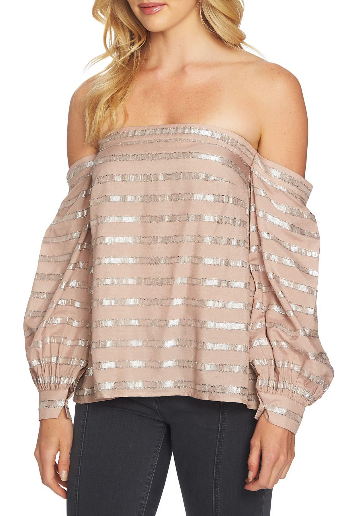 Lyst - 1.State Off The Shoulder Top 840026a41b94
