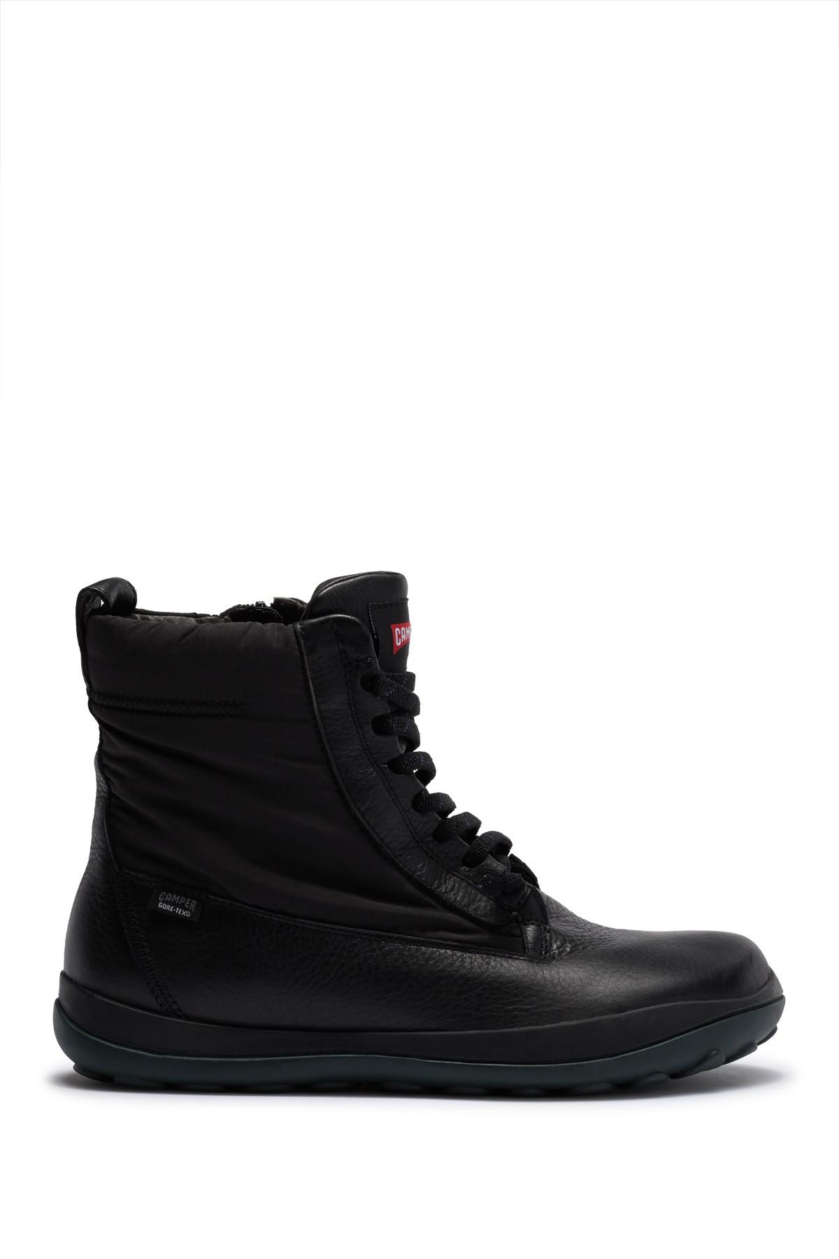 CAMPER Peu Pista Leather Snow Boot YWccgM2OUT