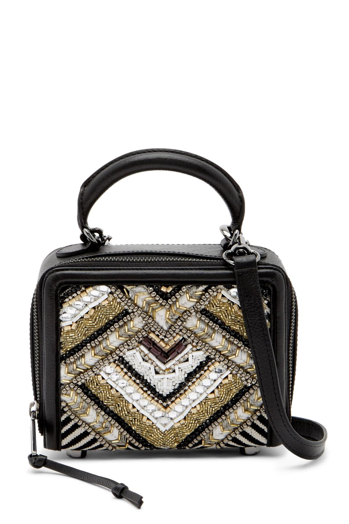 d4ef332611f Rebecca Minkoff. Women s Black Wonder Box Embellished Crossbody Bag.  225   82 From Nordstrom Rack