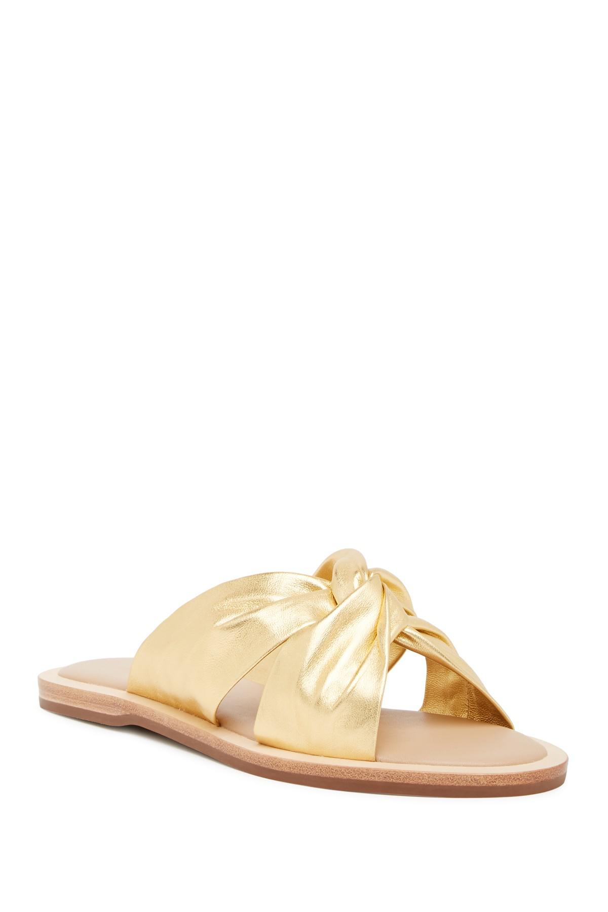 Rachel Zoe Hampton Leather Flat Sandal m0ocOX0t0Q