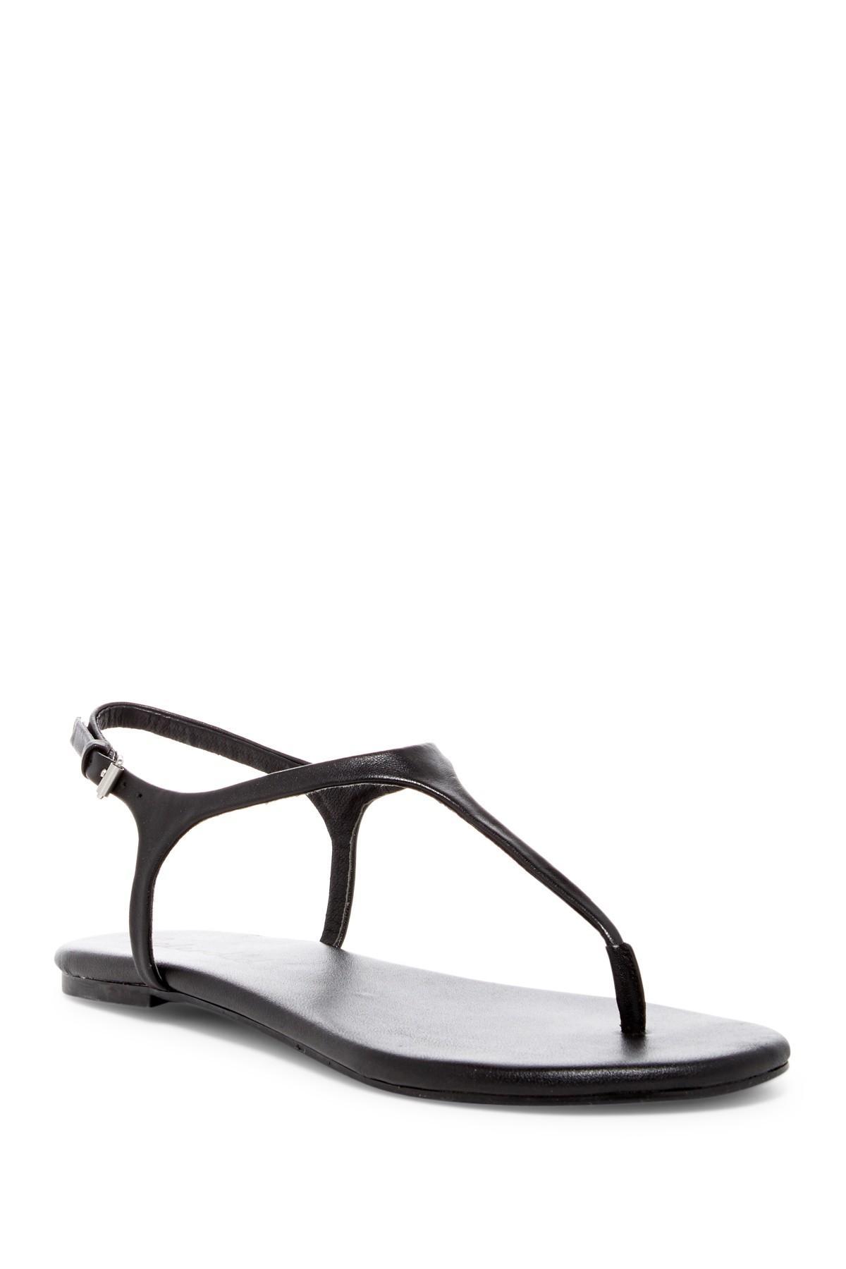 Lyst Splendid Mason Sandal In Black