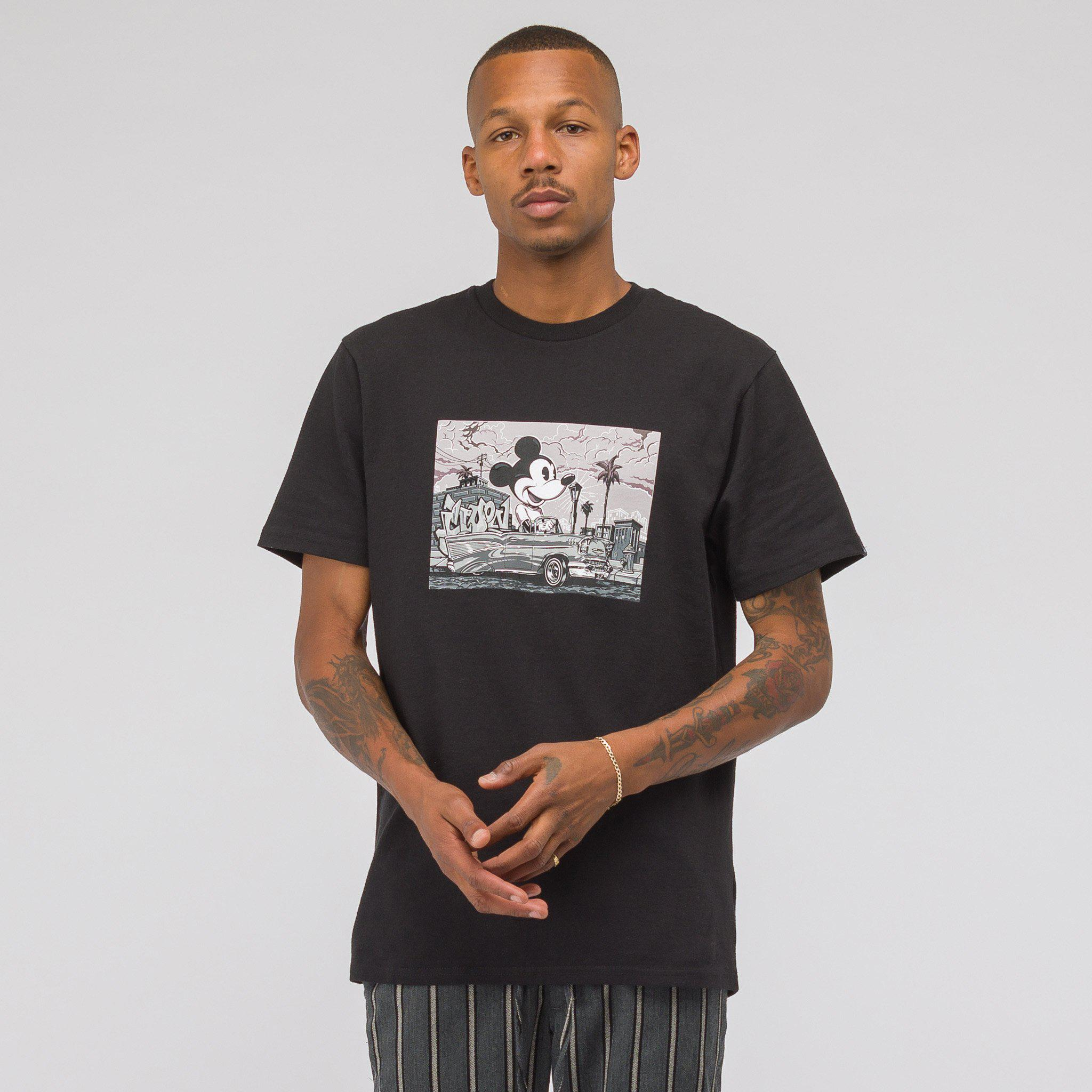 Gallery Mens Neon T Shirts