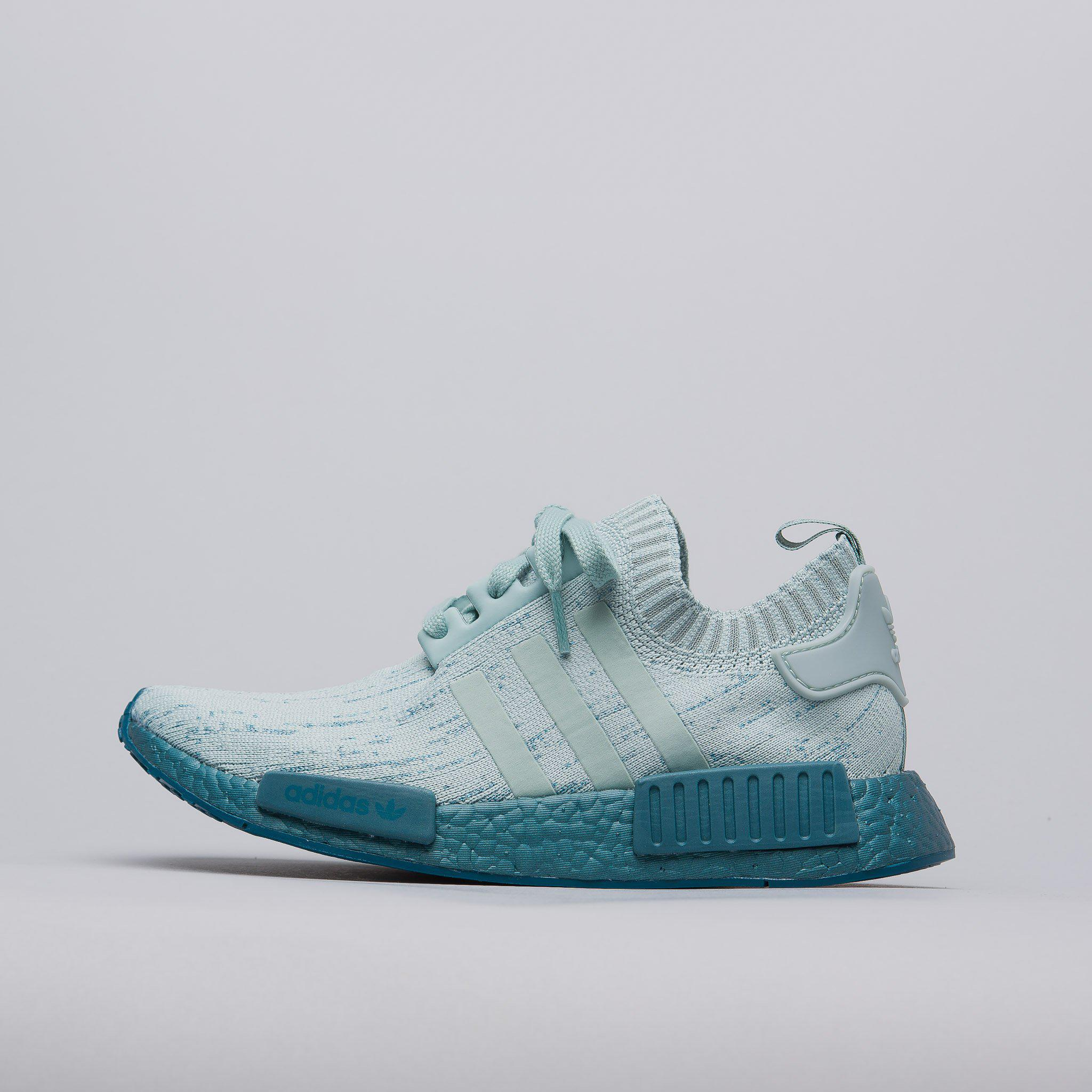 b432f74a4 ... release date lyst adidas womens nmd r1 primeknit in tactile green in  green for men 2bcd8