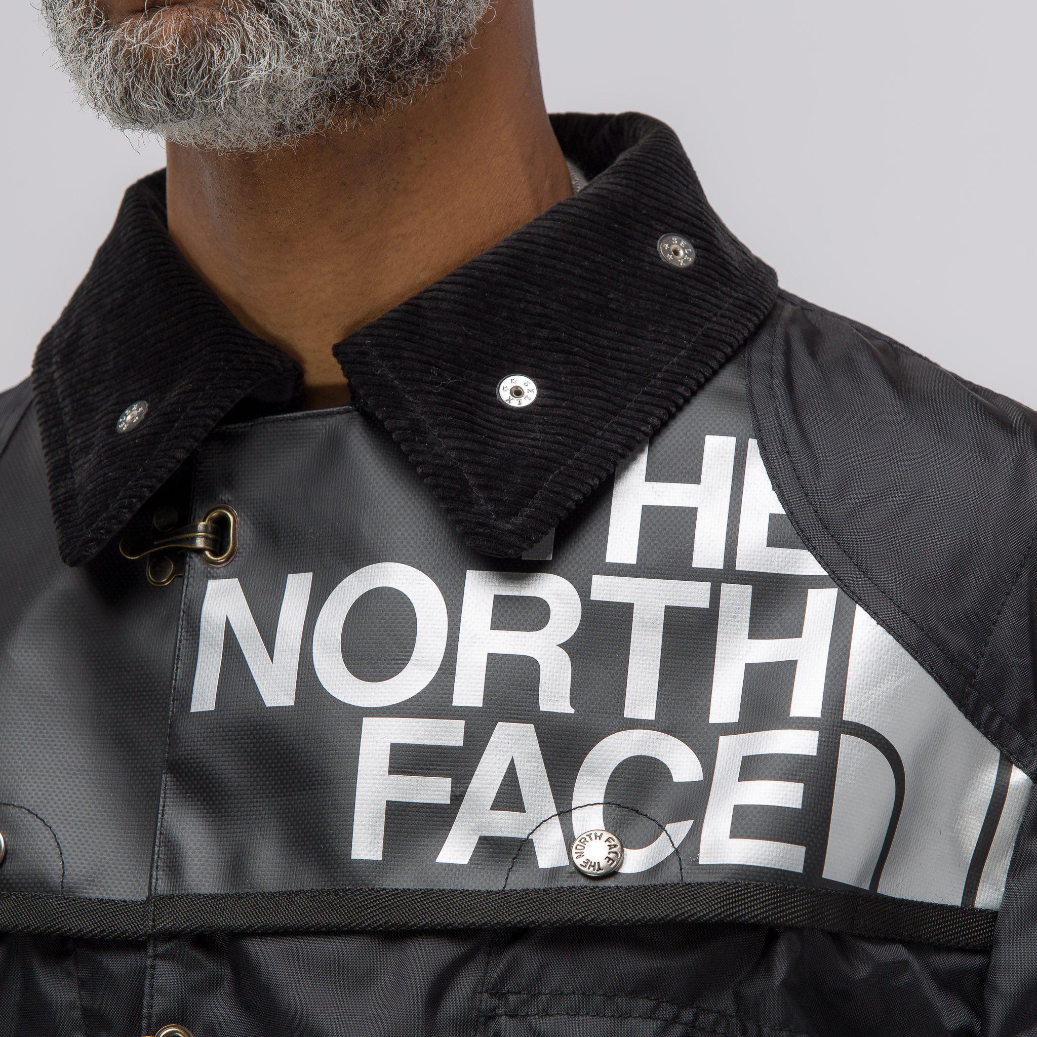 93f0b6d634 Lyst - Junya Watanabe X The North Face Buckle Duffle Bag Coat In ...