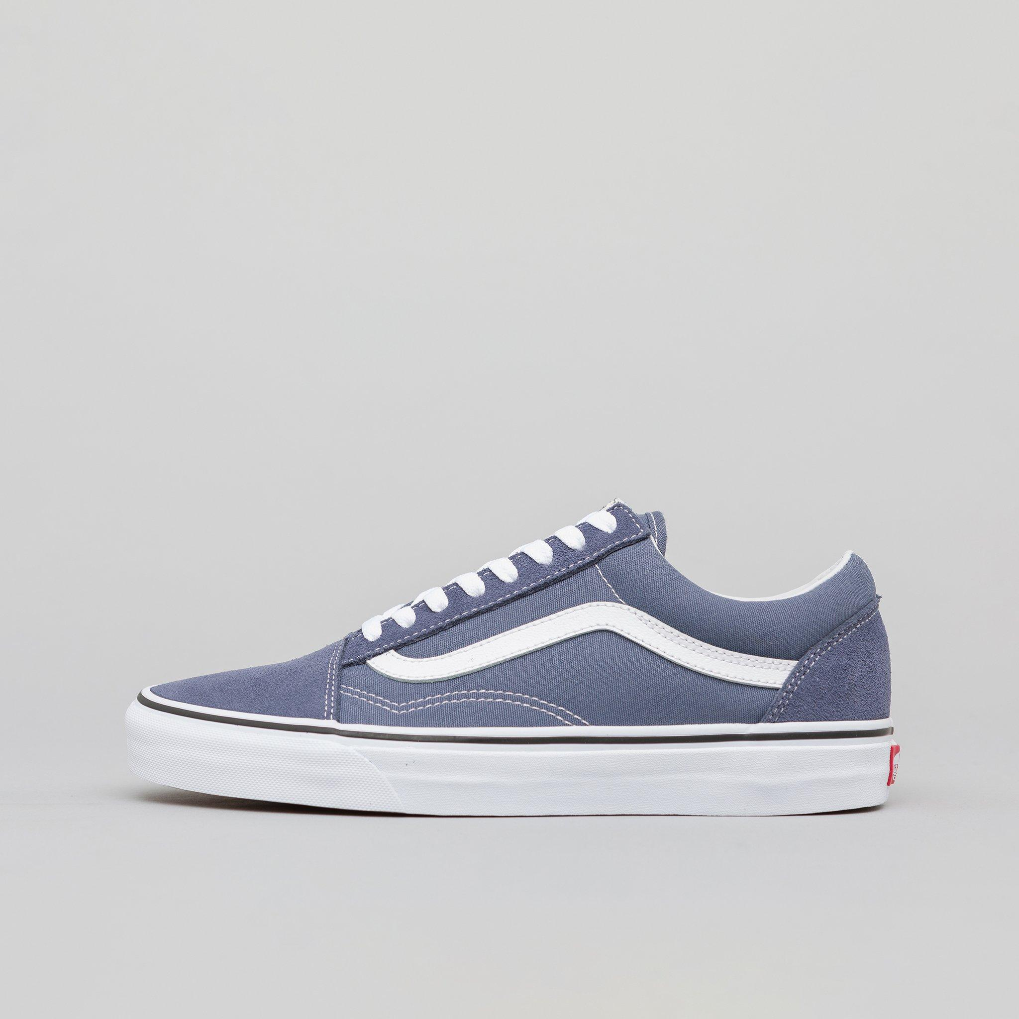 3b7615a7451 Lyst - Vans Old Skool In Grisaille true White in White for Men