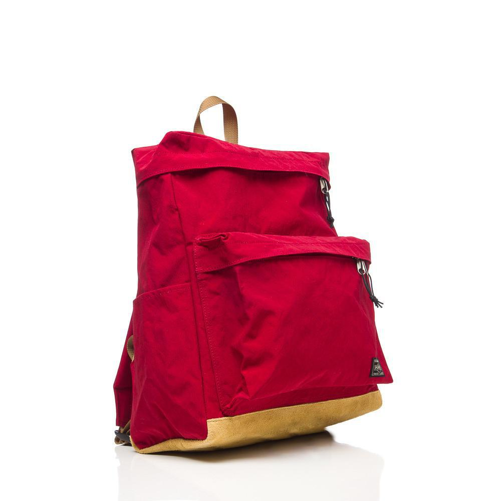 b35209dc5e Lyst - Head Porter Jackson Day Pack In Red in Red for Men