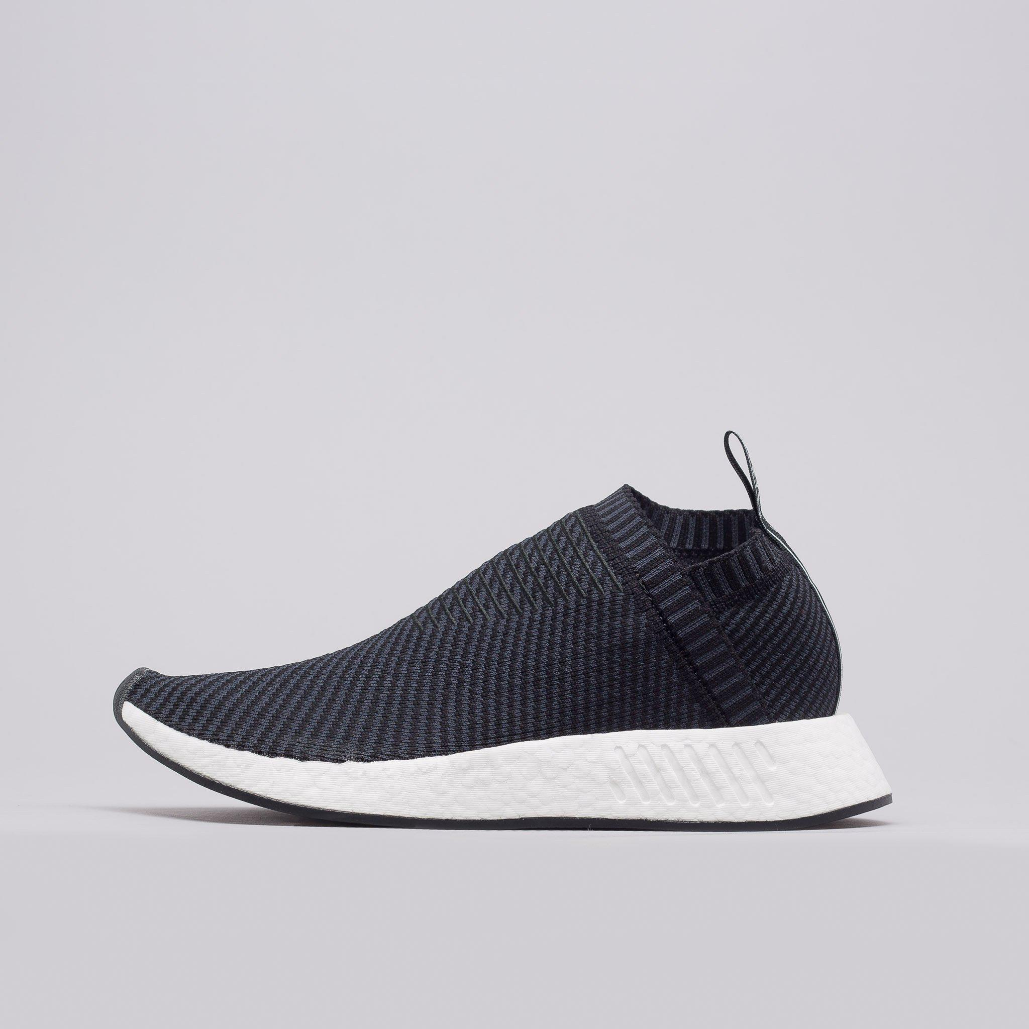 70ba8a3c4583b Lyst - adidas Nmd Cs2 Primeknit In Core Black carbon in Black for Men