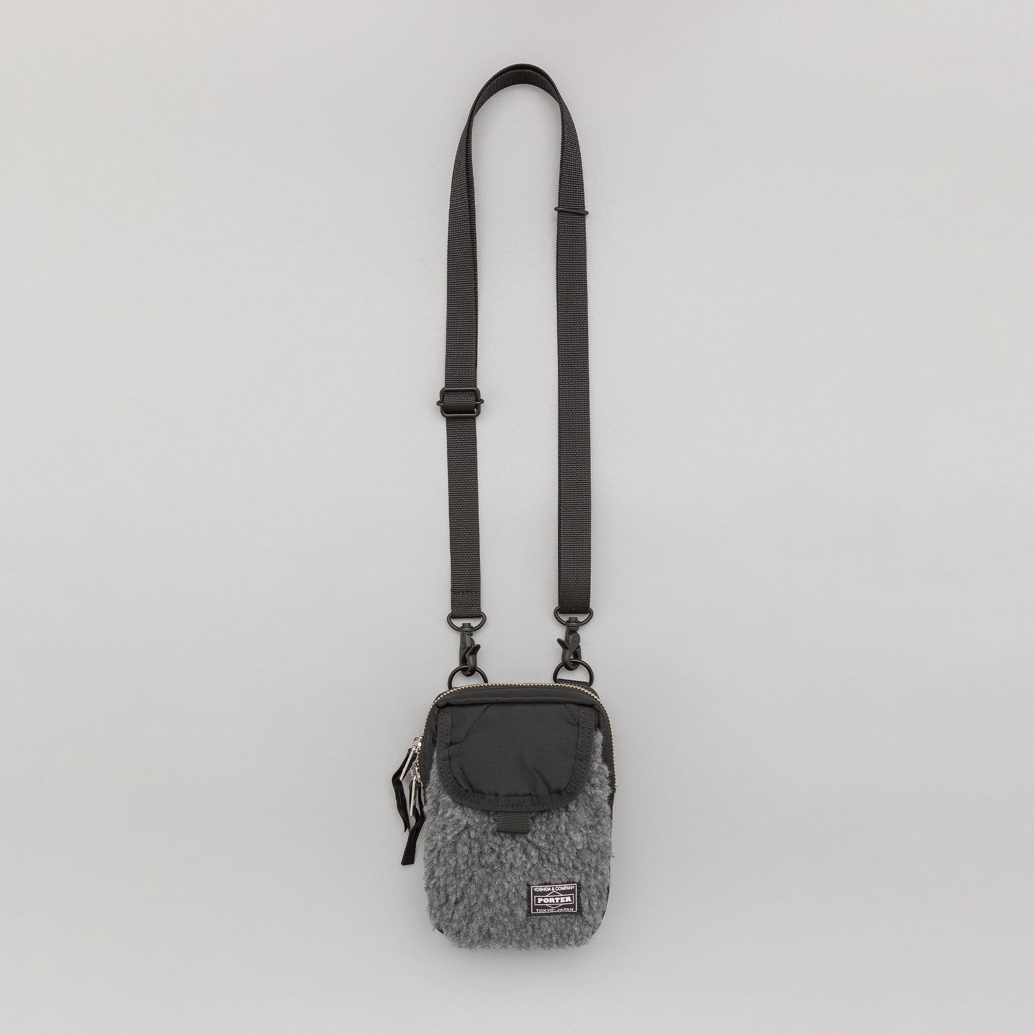 878f6fb5f101 Lyst - Head Porter Kerry Shoulder Pouch In Black in Black for Men