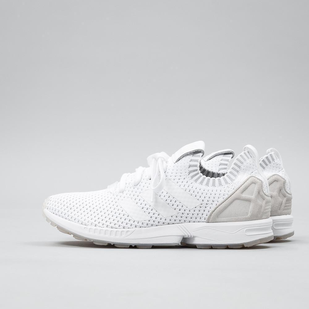 b472a7c792d9f Lyst - adidas Originals Zx Flux Primeknit Sneakers for Men